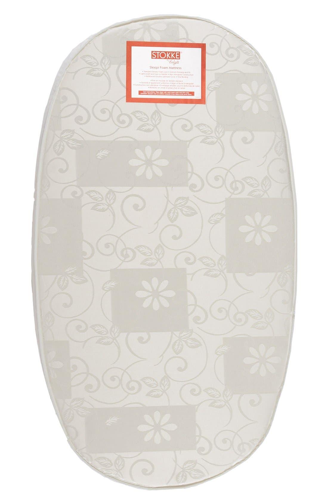 STOKKE, Sleepi Mattress, Main thumbnail 1, color, WHITE