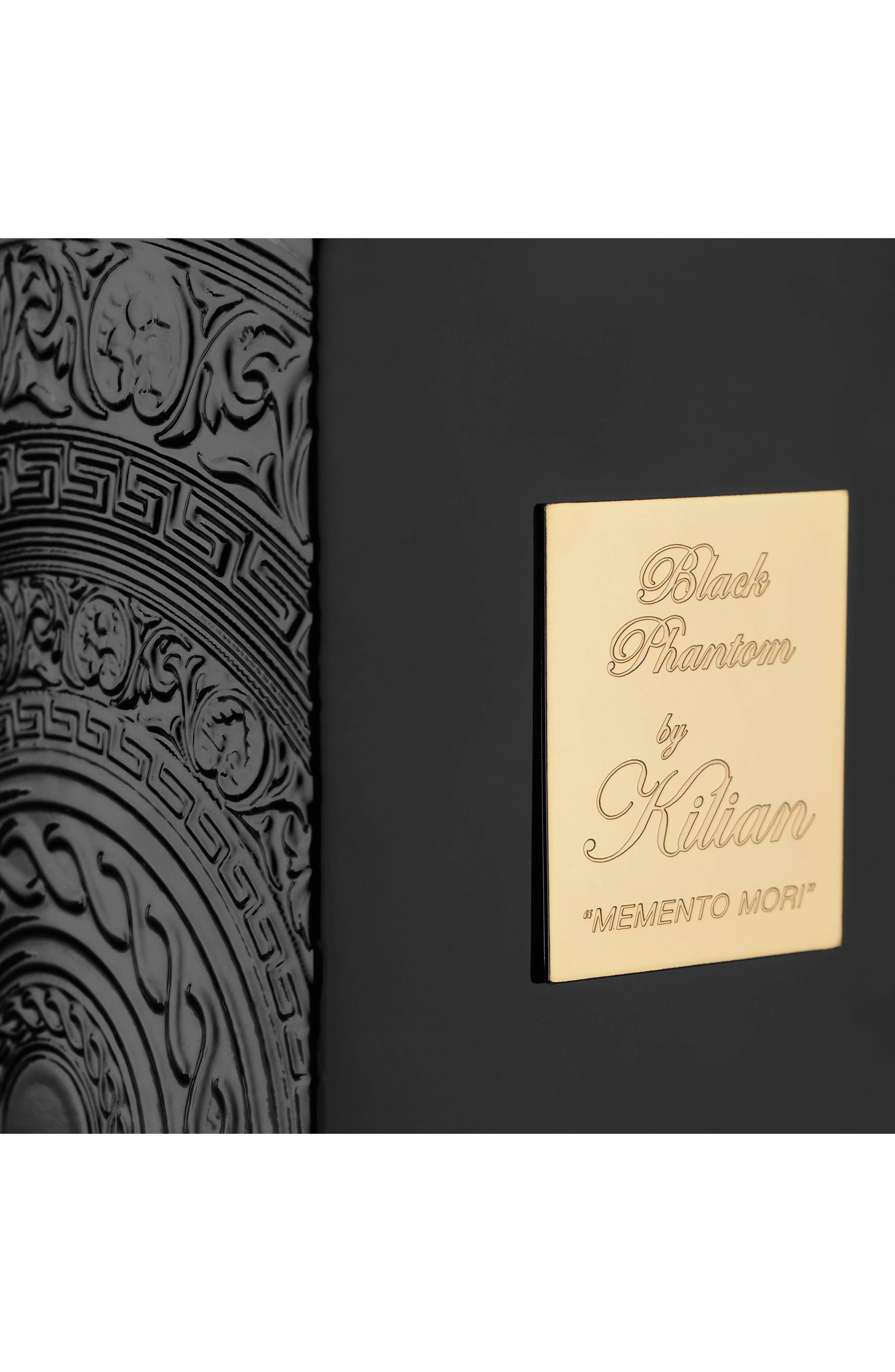 KILIAN, Black Phantom Memento Mori Body Lotion, Alternate thumbnail 2, color, 000