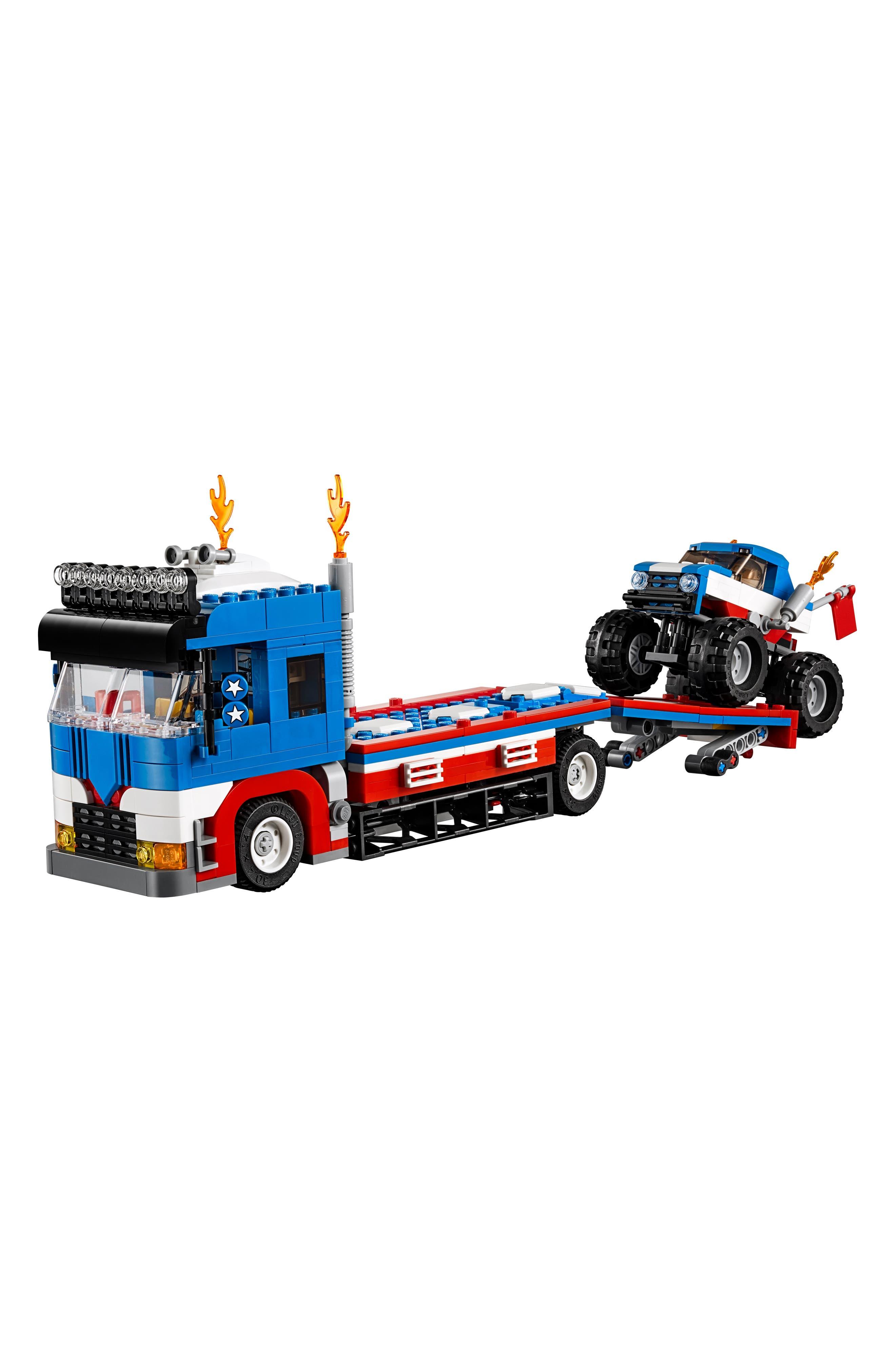 LEGO<SUP>®</SUP>, Creator Mobile Stunt Show - 31085, Alternate thumbnail 4, color, 960
