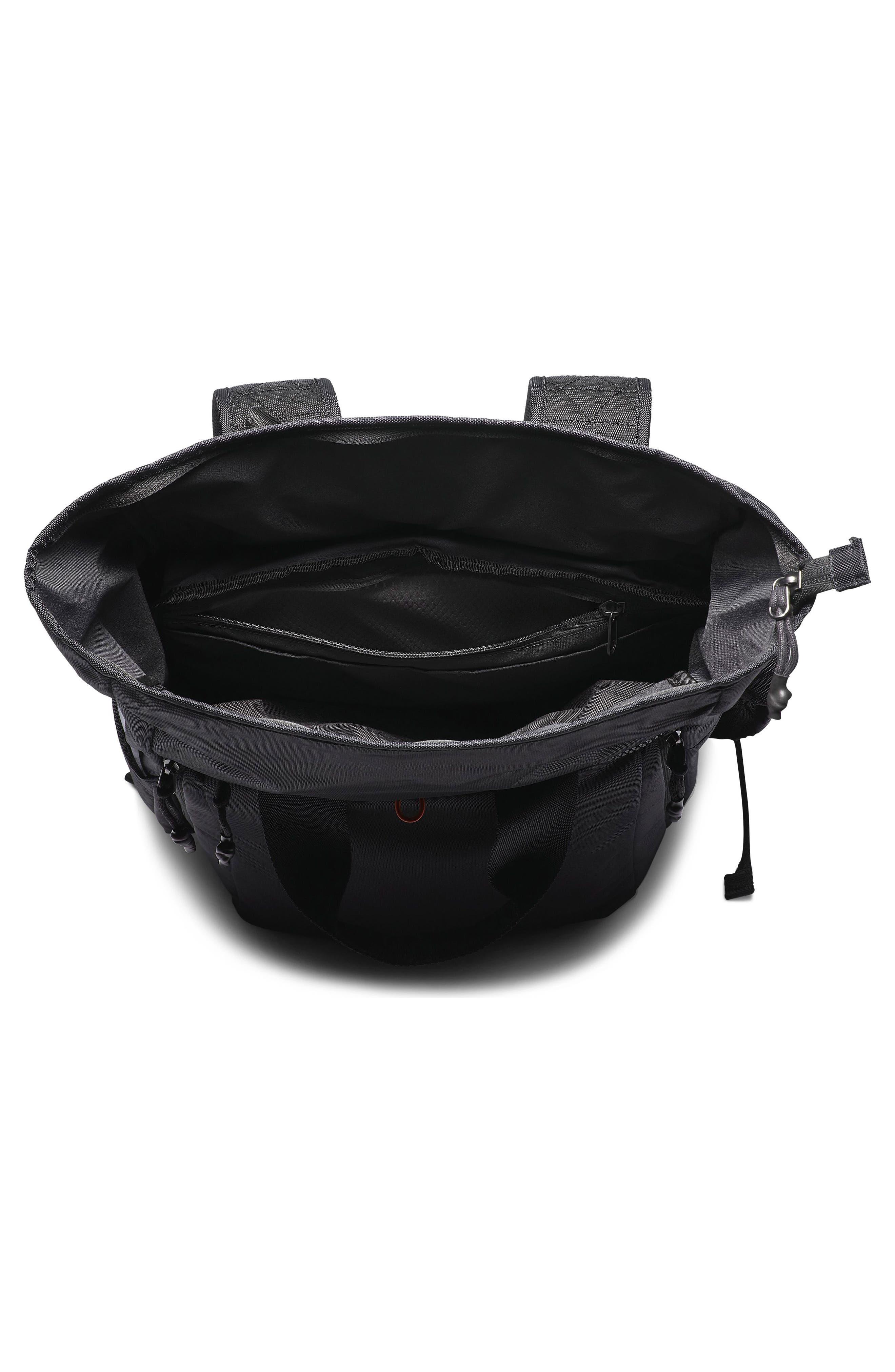NIKE, Vapor Energy 2.0 Training Backpack, Alternate thumbnail 4, color, BLACK