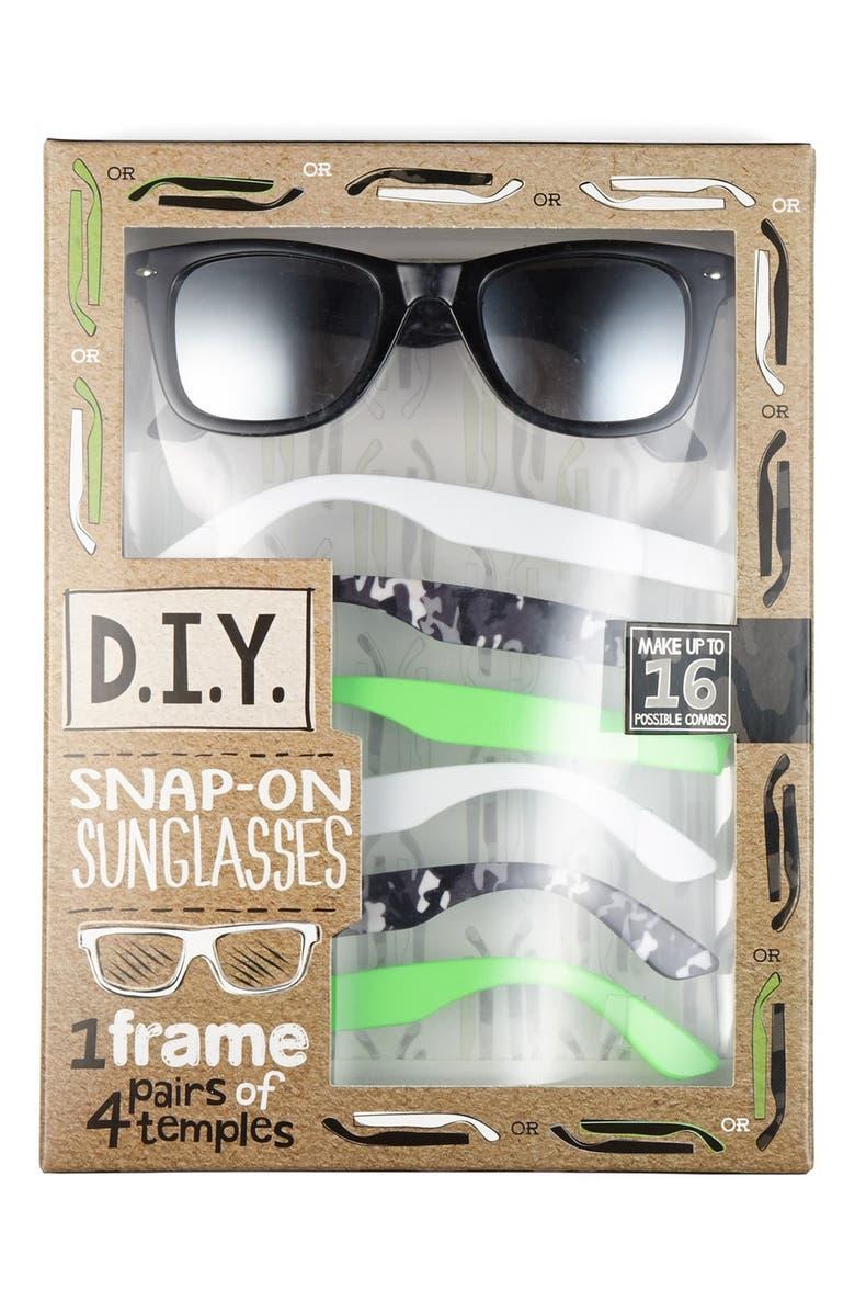 40e2bc0d4023 ICON EYEWEAR 'D.I.Y.' Snap-On Sunglasses Kit, Main, color, ...