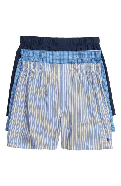 Lauren Ralph Lauren Tops POLO RALPH LAUREN 3-PACK COTTON BOXERS