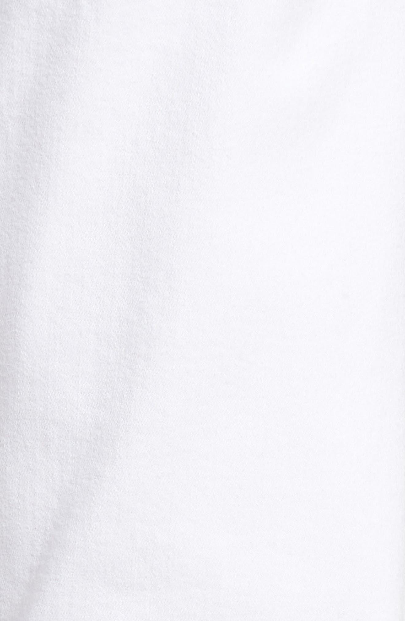 PAIGE, Transcend - Lennox Slim Fit Jeans, Alternate thumbnail 6, color, ICECAP