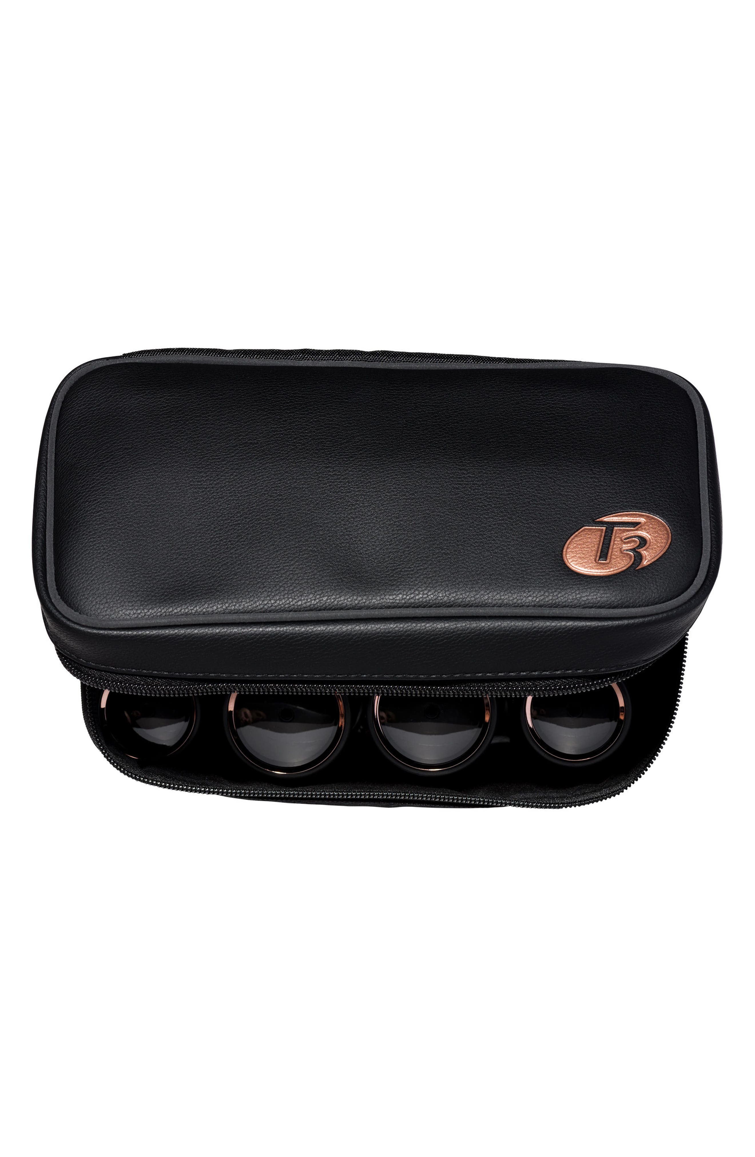 T3, Volumizing Hot Rollers LUXE for Volume, Body and Shine, Alternate thumbnail 6, color, NO COLOR