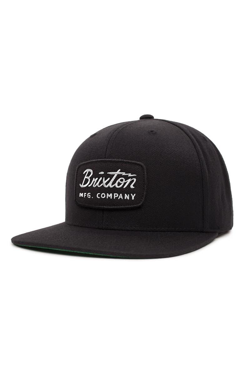 a58bcc76615a2 Brixton  Jolt  Snapback Cap