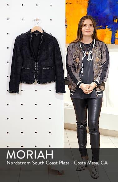 Adina Knit Short Jacket, sales video thumbnail