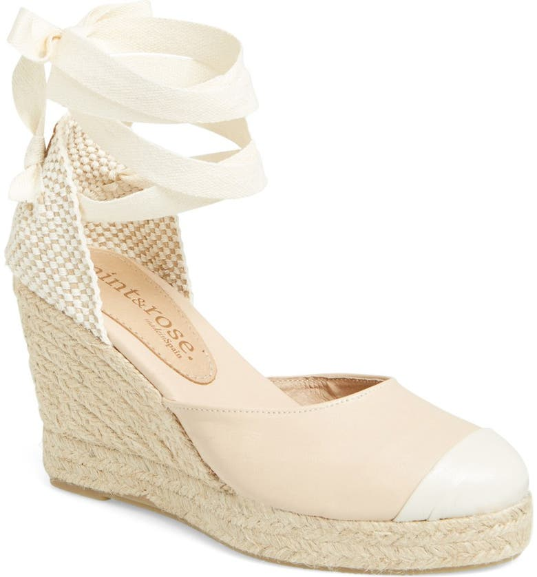 154bf0fc95b mint   rose  Portofino  Espadrille Wedge (Women)