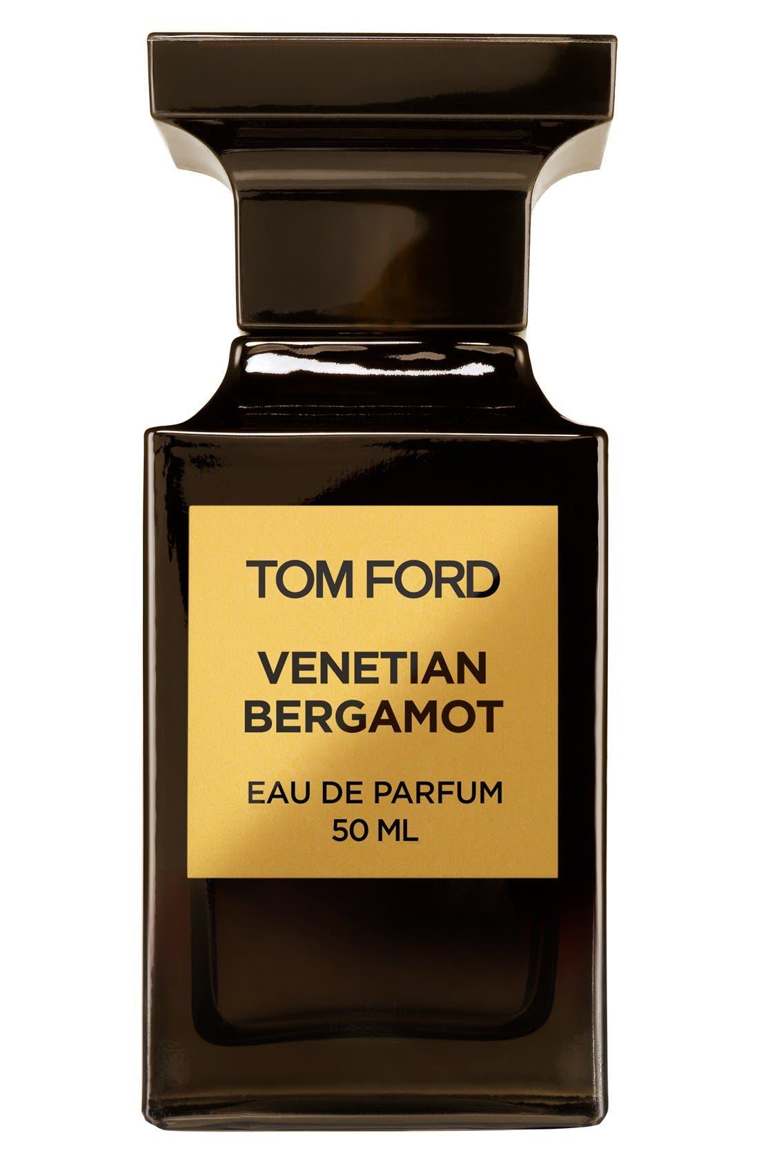 TOM FORD, Private Blend Venetian Bergamot Eau de Parfum, Main thumbnail 1, color, NO COLOR