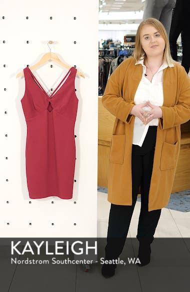 Keyhole Body-Con Dress, sales video thumbnail