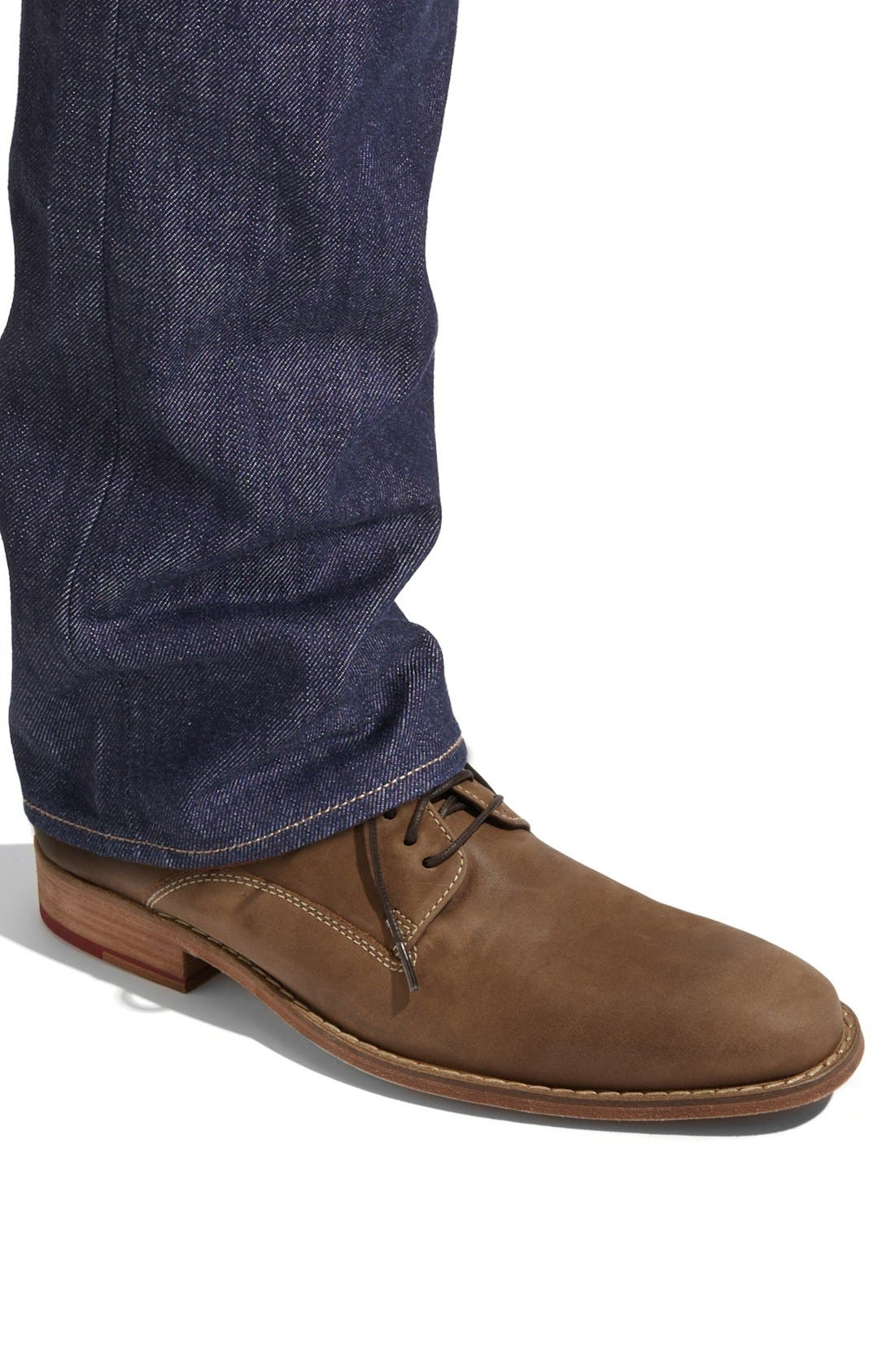 COLE HAAN, 'Air Colton' Casual Oxford, Alternate thumbnail 5, color, 200
