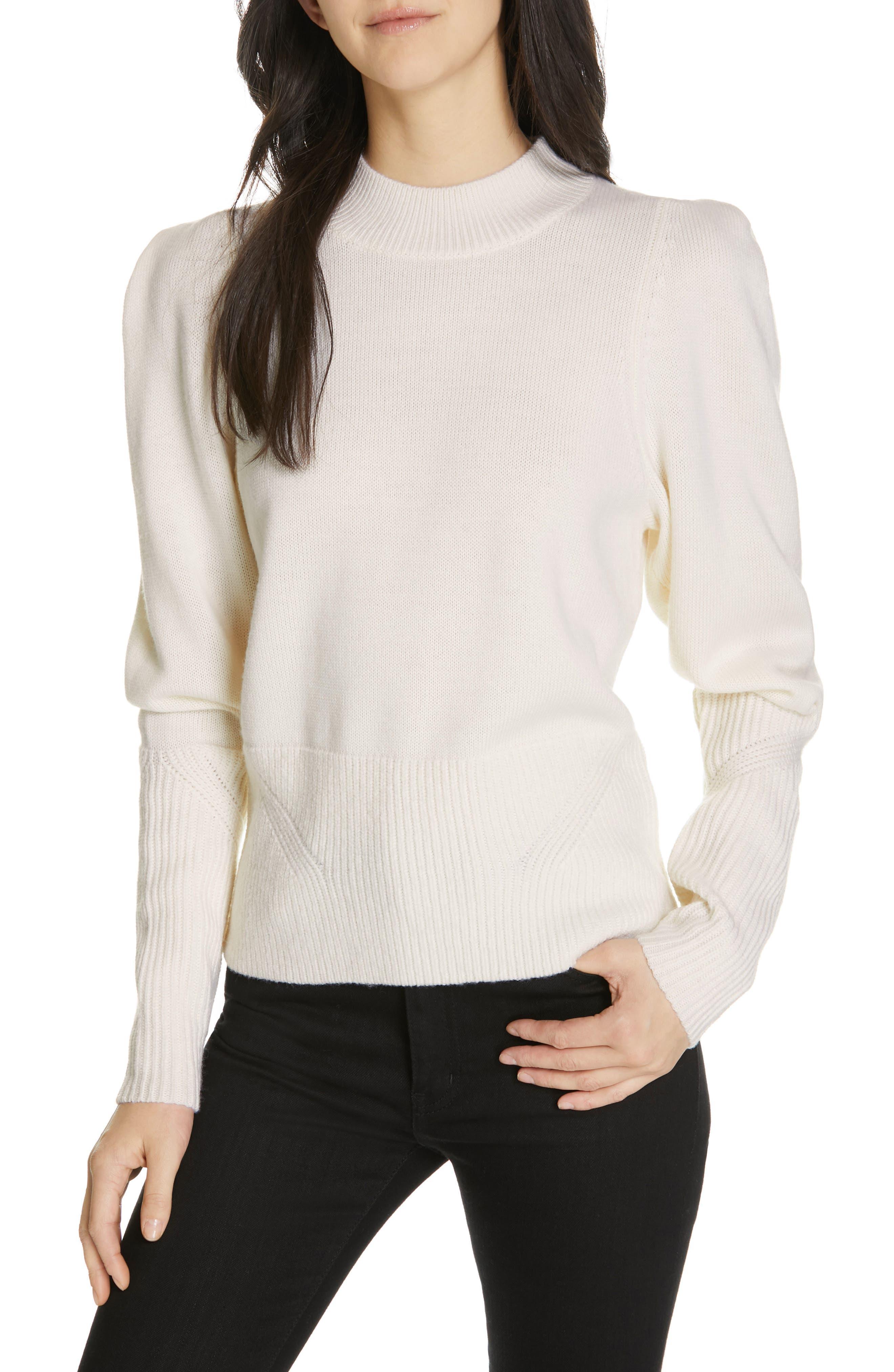 JOIE Marquetta Sweater, Main, color, 100
