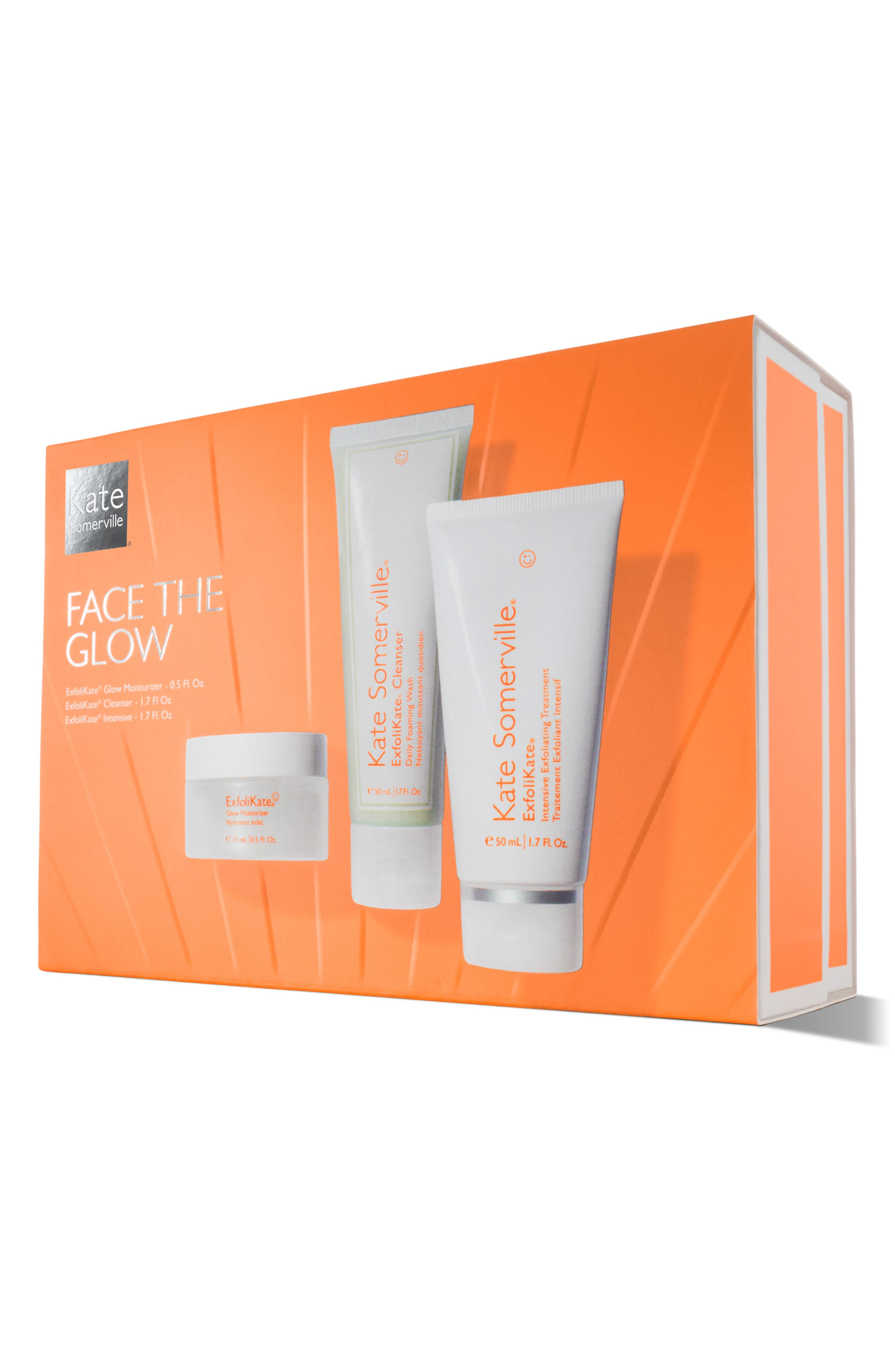 KATE SOMERVILLE<SUP>®</SUP>, Face the Glow Kit, Alternate thumbnail 2, color, NO COLOR