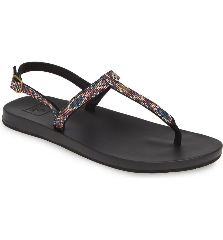 7f6d12f24637 Reef Cushion Bounce Slim T Sandal (Women)