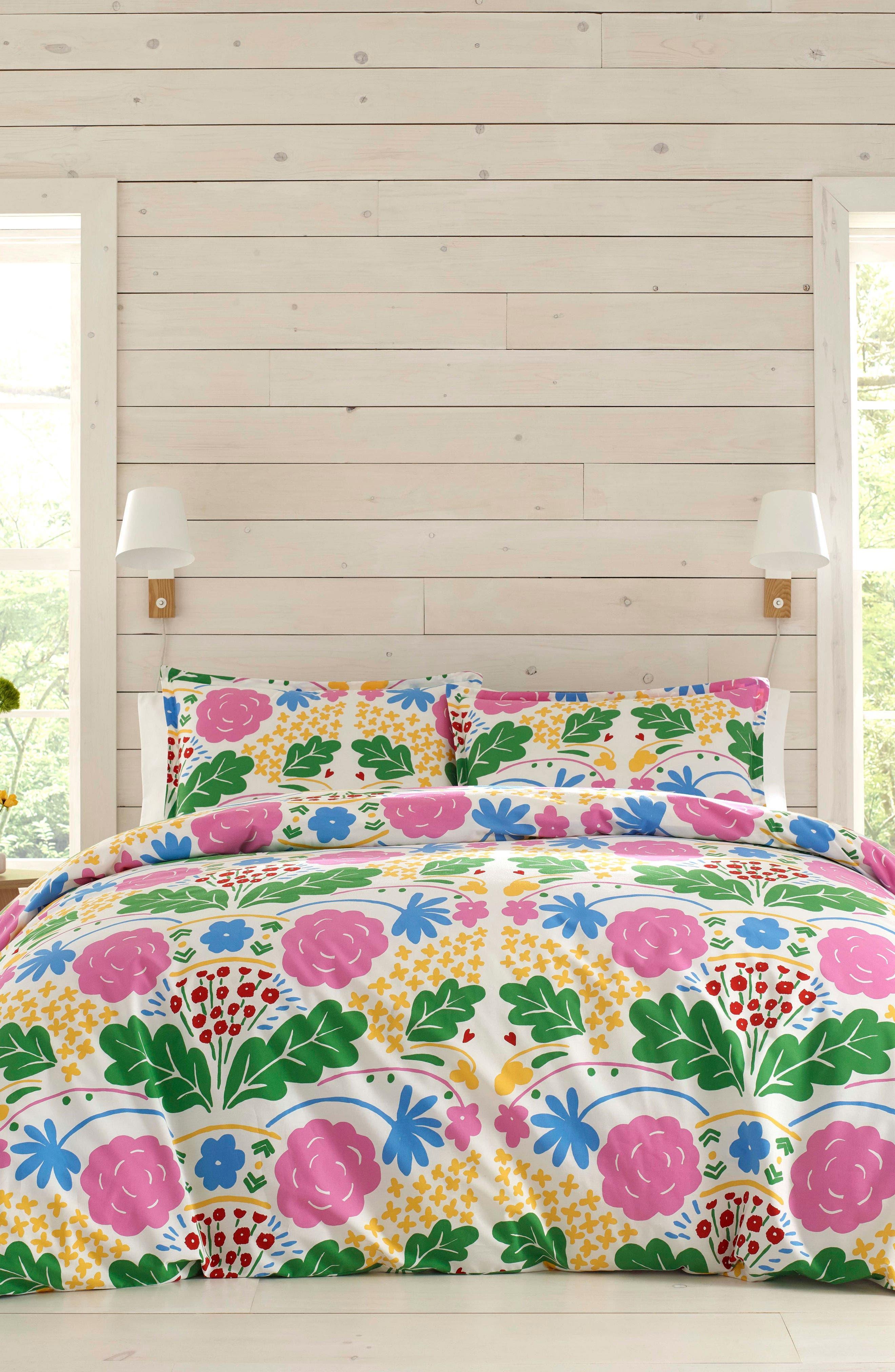 Marimekko Onni Comforter  Sham Set