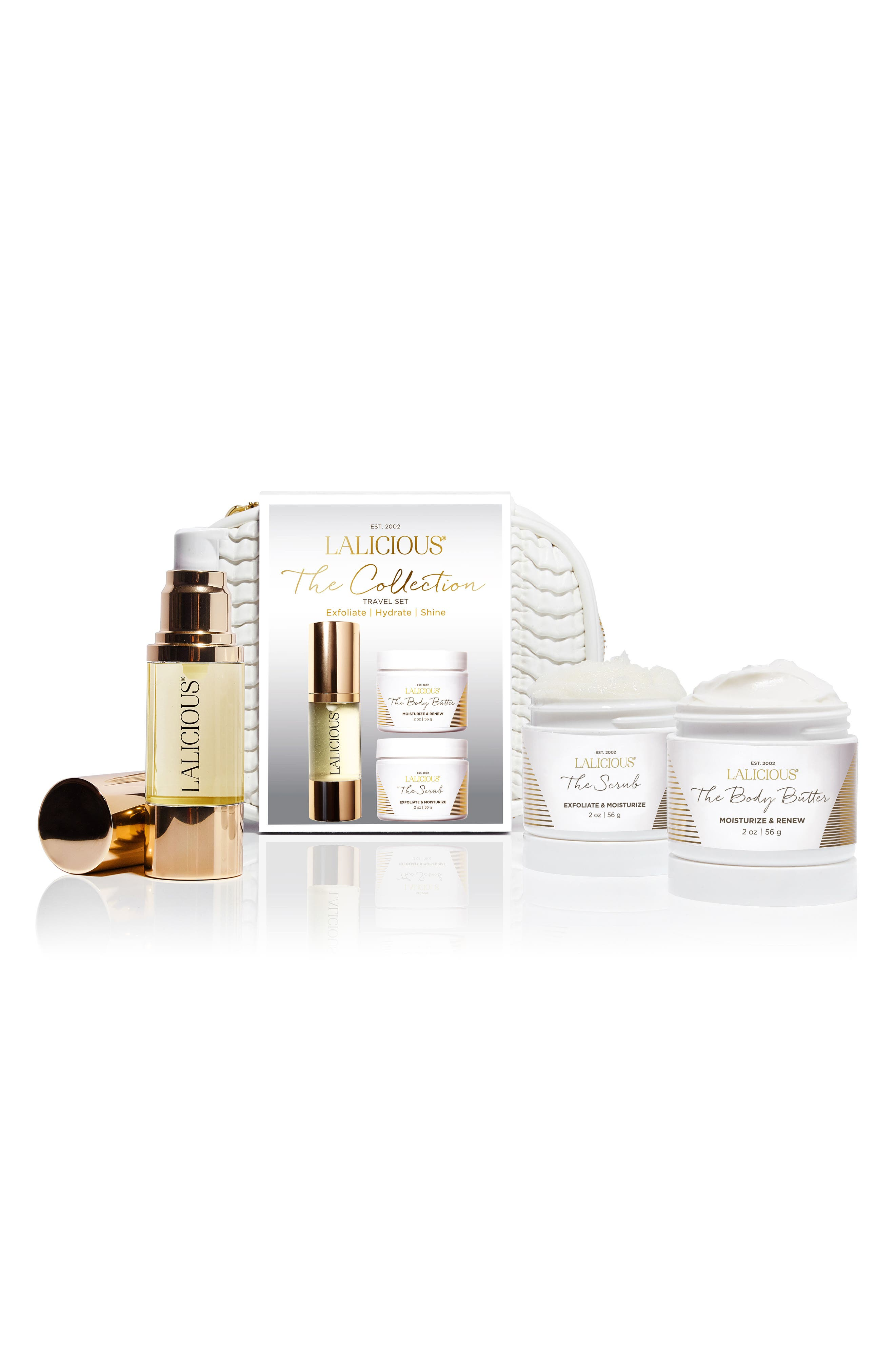 LALICIOUS The Oil Set, Main, color, 000