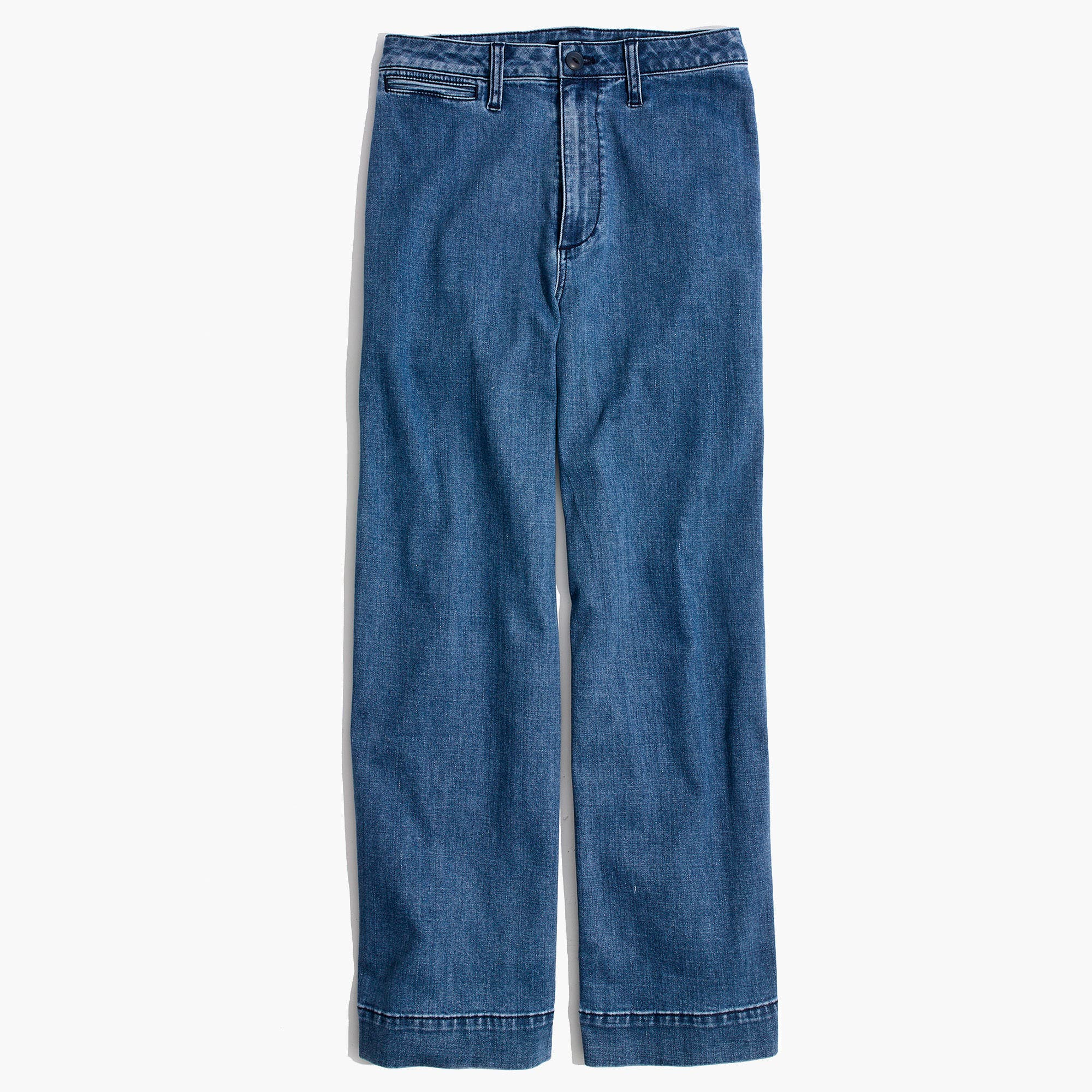 MADEWELL, Emmett Crop Wide Leg Jeans, Alternate thumbnail 4, color, ROSALIE
