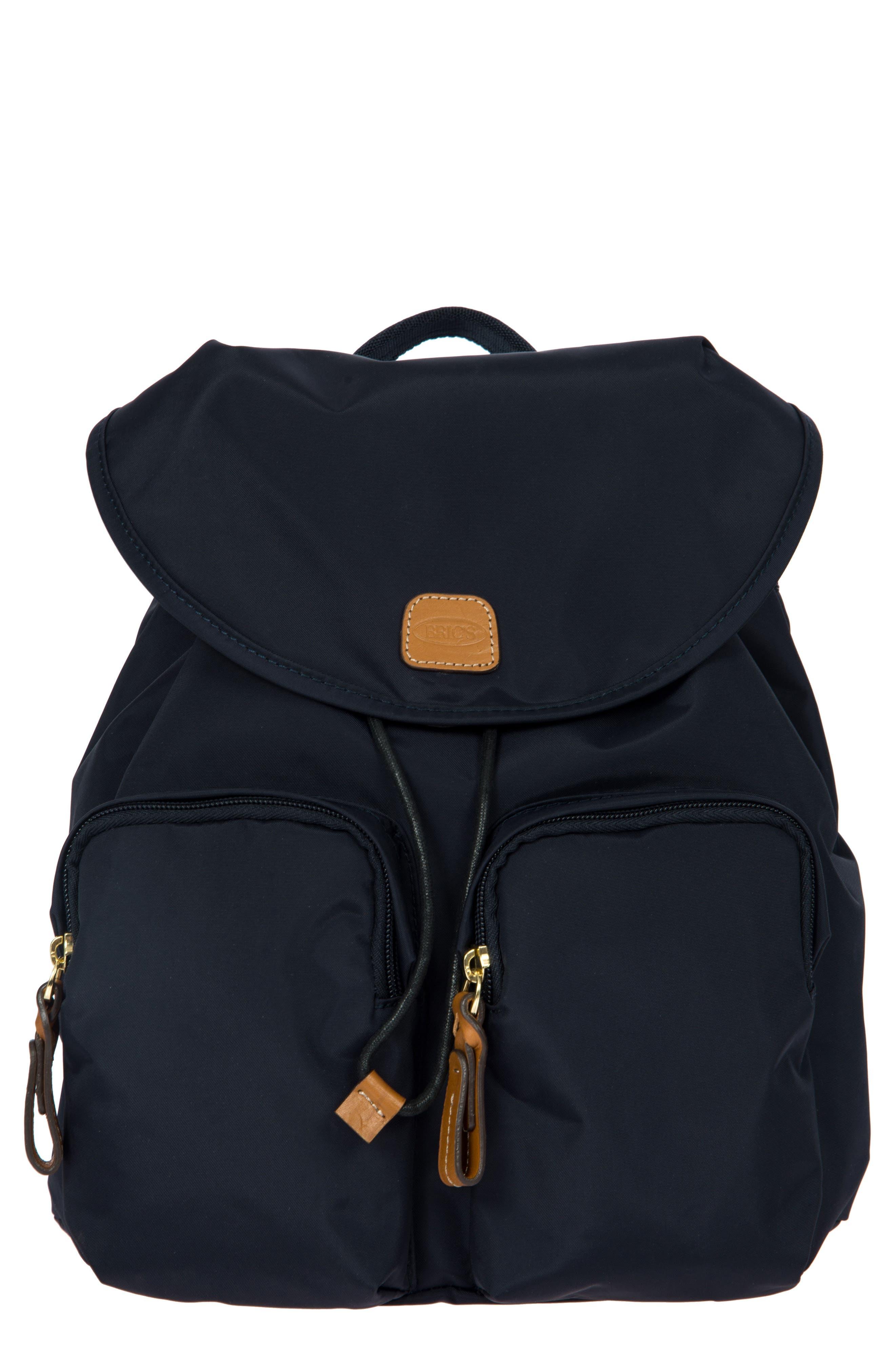 BRIC'S, X-Travel City Backpack, Main thumbnail 1, color, NAVY