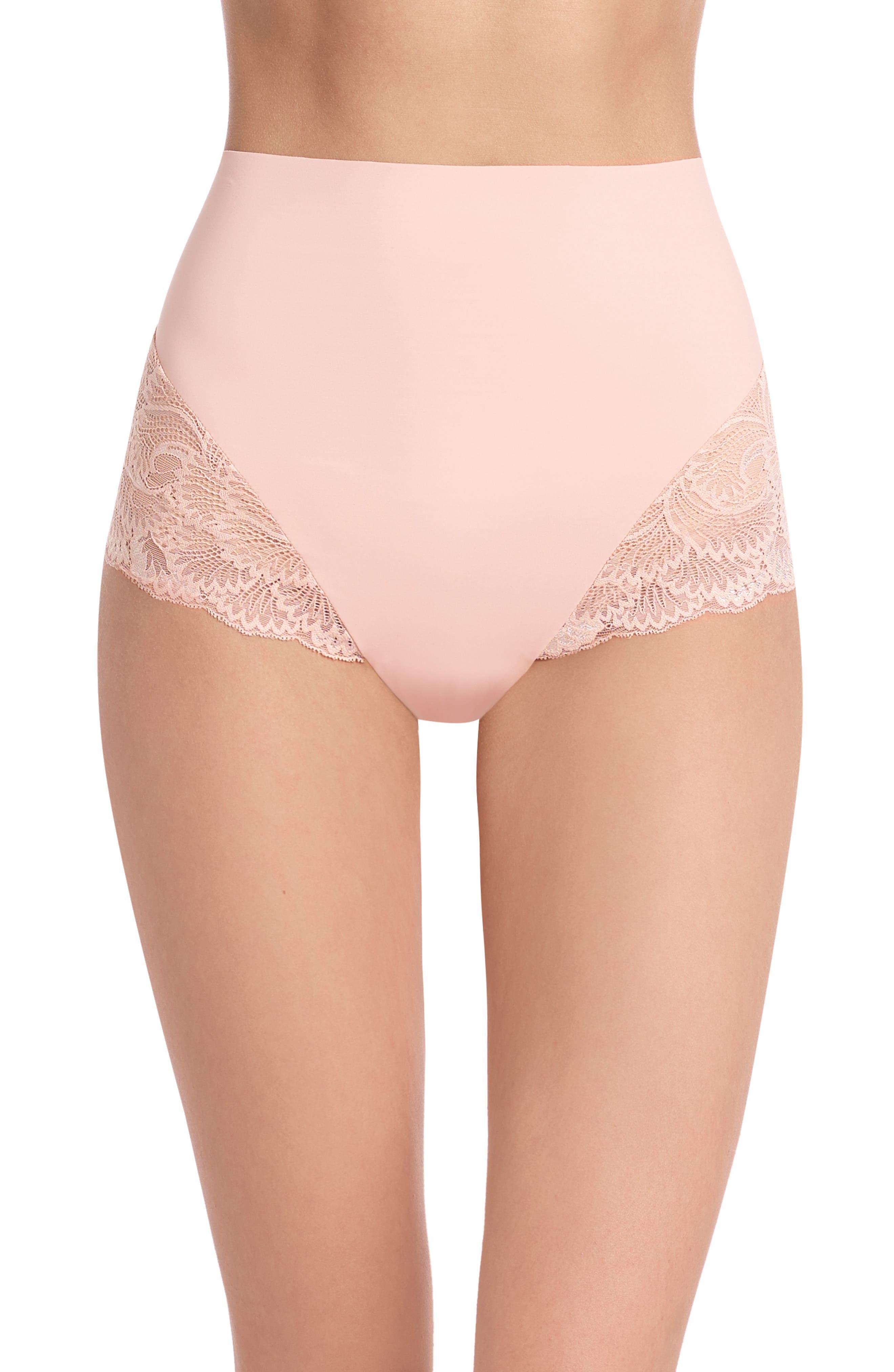 COMMANDO Sexy + Smooth Thong, Main, color, ROSE