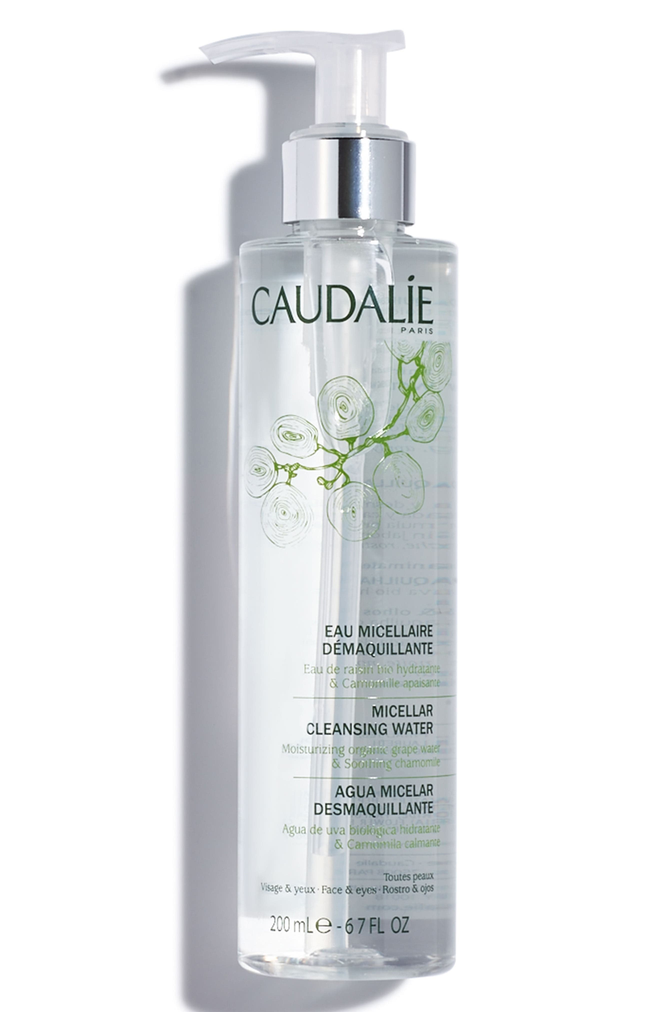 CAUDALÍE, Micellar Cleansing Water, Alternate thumbnail 3, color, NO COLOR