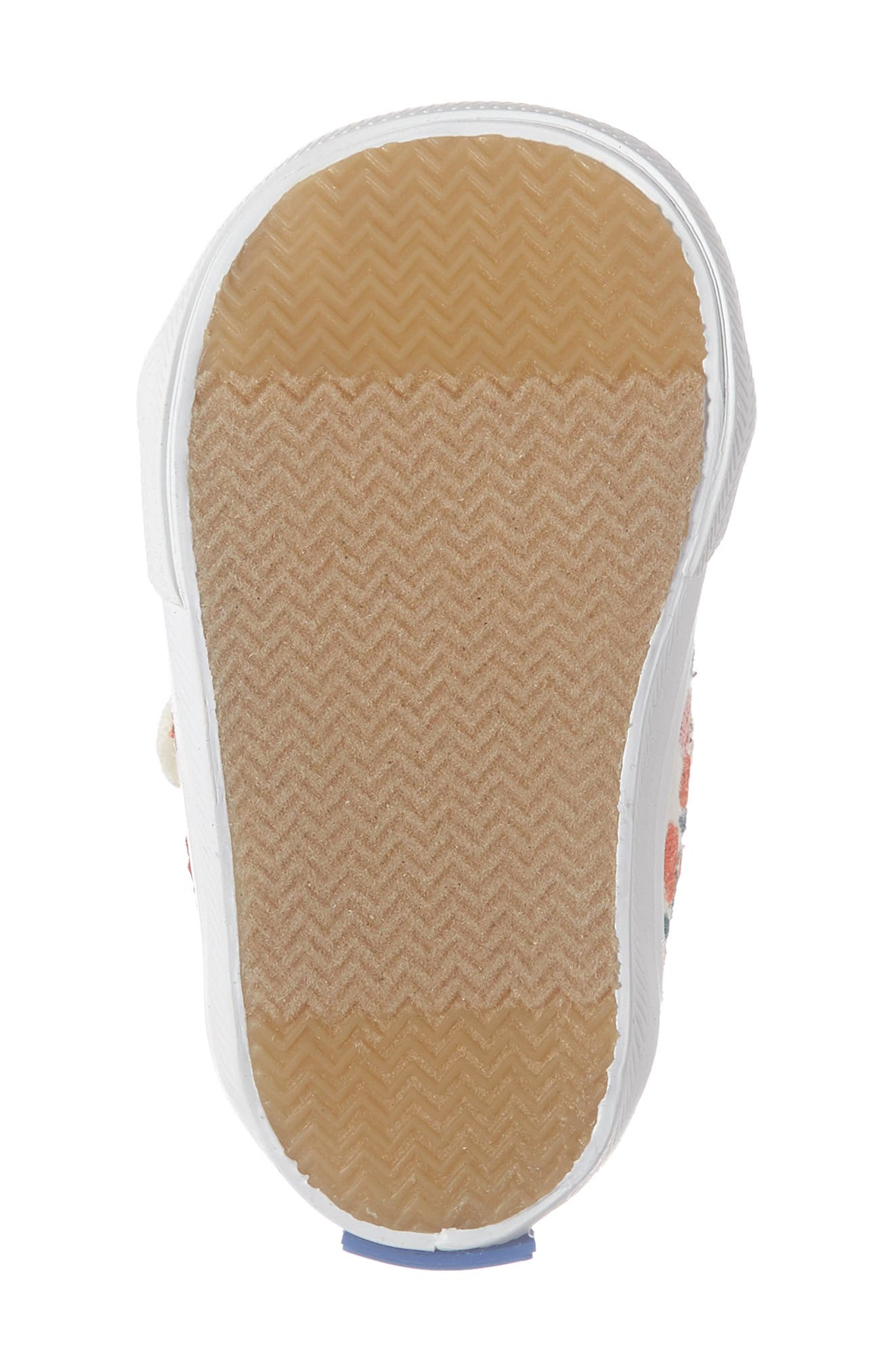 KEDS<SUP>®</SUP>, x Rifle Paper Co. Double Up Crib Shoe, Alternate thumbnail 6, color, VINES