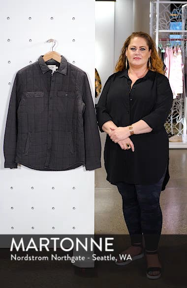 Quilted Shirt Jacket, sales video thumbnail