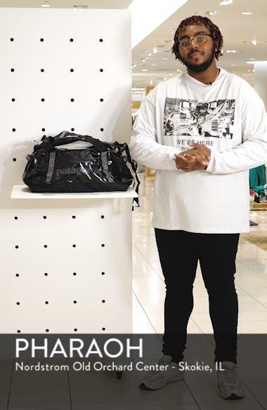 Black Hole Water Repellent 45-Liter Duffel Bag, sales video thumbnail
