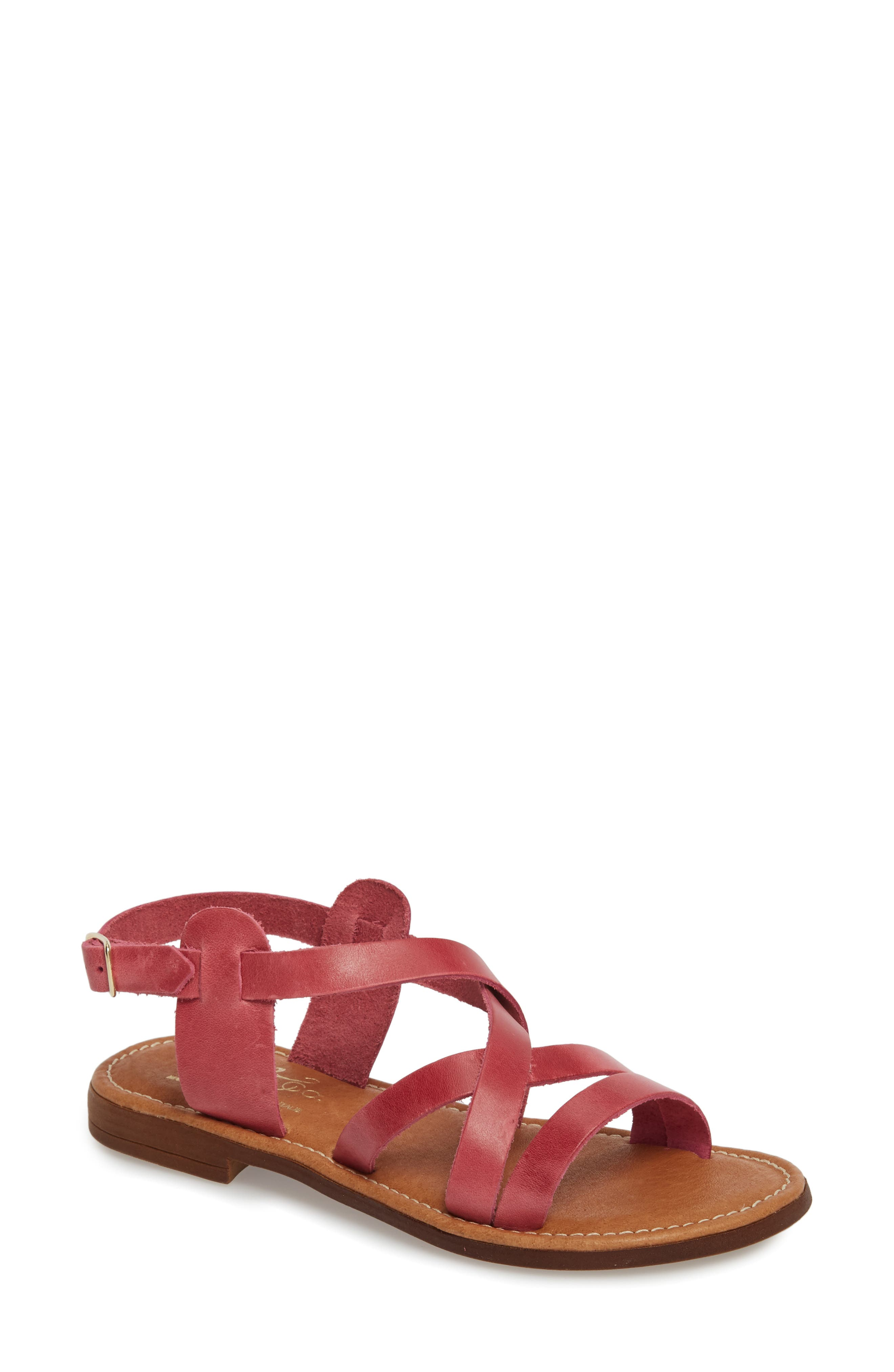 Bos. & Co. Ionna Sandal - Pink