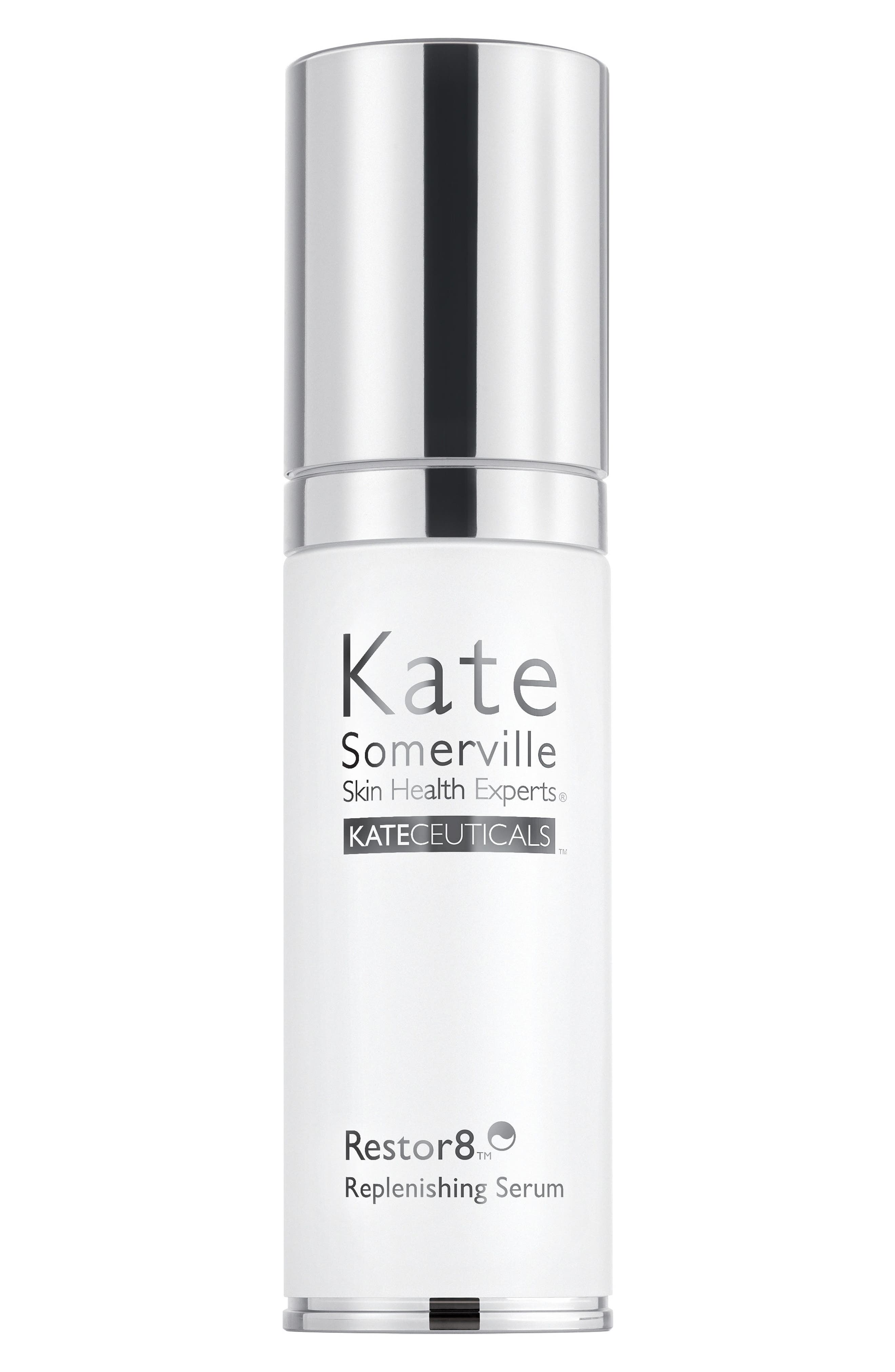 KATE SOMERVILLE<SUP>®</SUP>, 'KateCeuticals<sup>™</sup>' Restor8 Replenishing Serum, Alternate thumbnail 6, color, NO COLOR