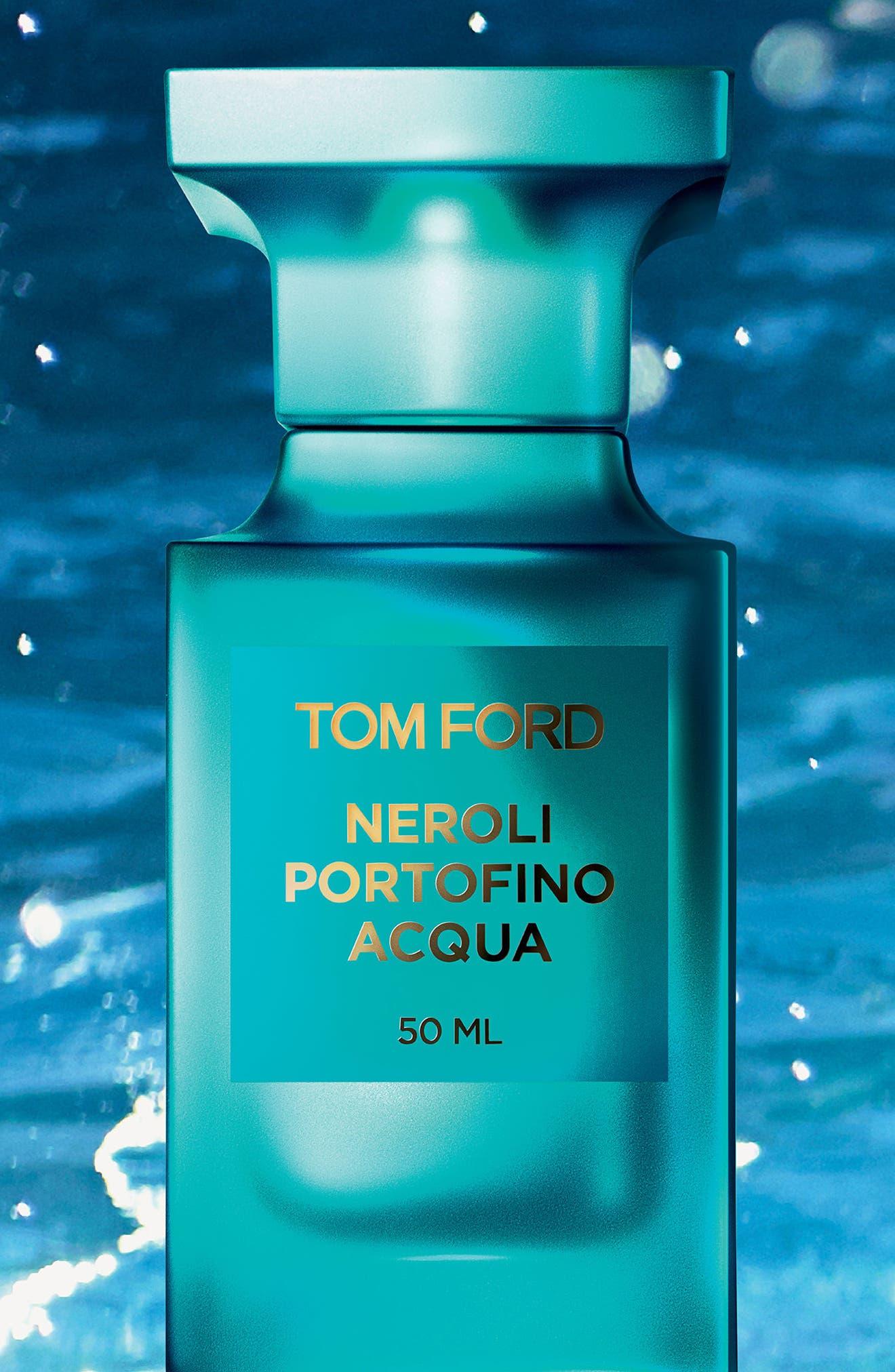 TOM FORD, Private Blend Neroli Portofino Acqua Eau de Toilette, Alternate thumbnail 2, color, NO COLOR