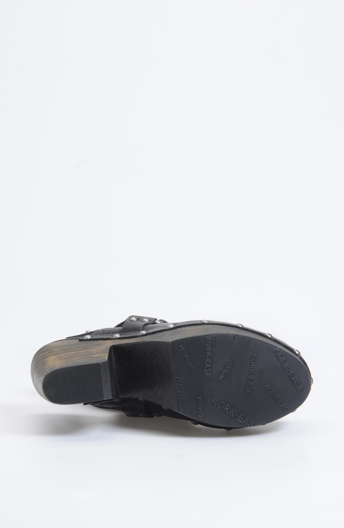 KORK-EASE<SUP>®</SUP>, Kork-Ease<sup>™</sup> 'Carmella' Clog, Alternate thumbnail 2, color, 001