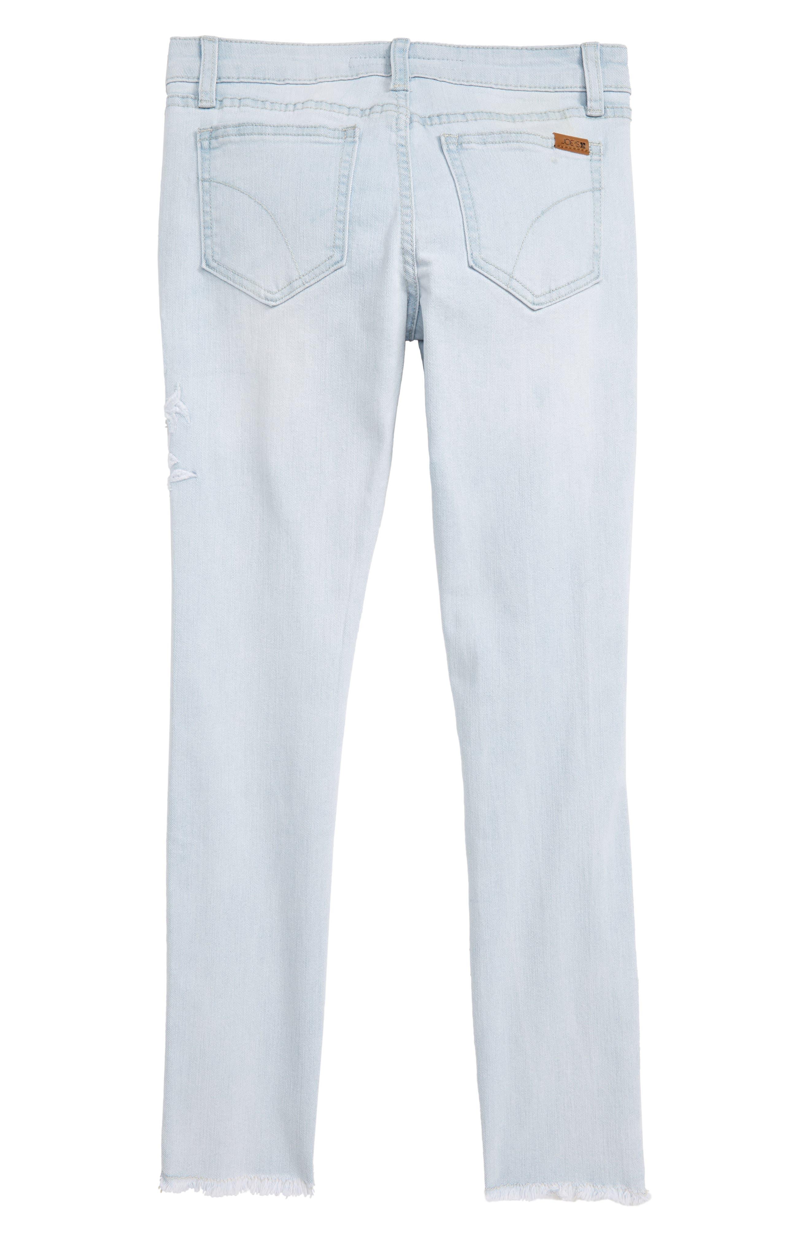 JOE'S, The Markie Ankle Skinny Jeans, Alternate thumbnail 2, color, ELIN