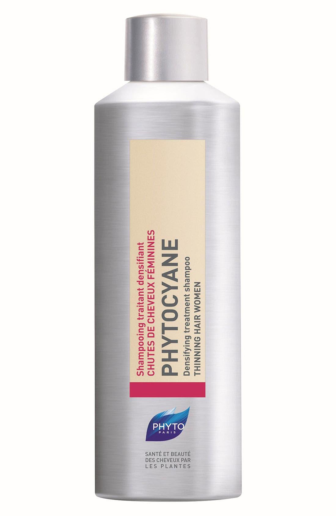 PHYTO, Phytocyane Densifying Treatment Shampoo, Main thumbnail 1, color, NO COLOR