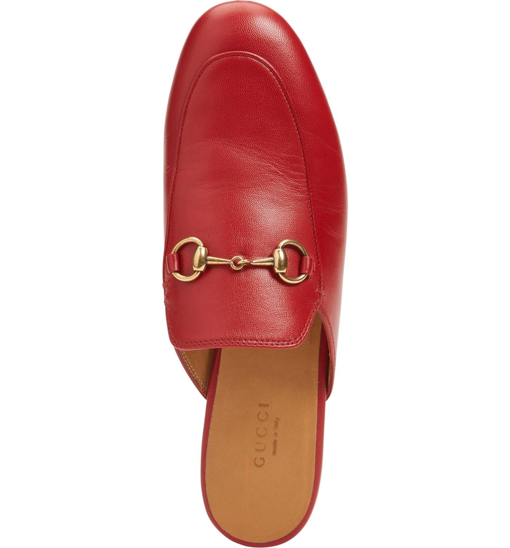 0837da3d5305 Gucci Princetown Loafer Mule (Women)