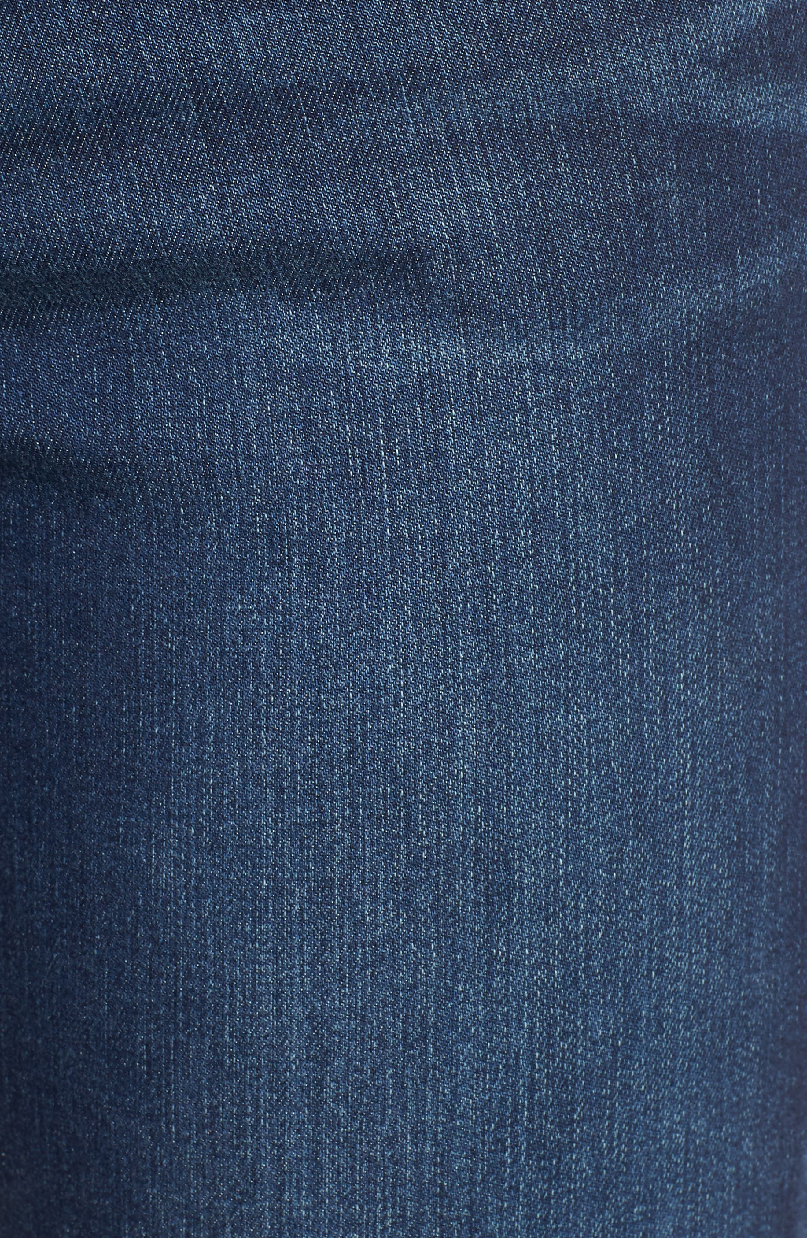 ARTICLES OF SOCIETY, Sarah Skinny Jeans, Alternate thumbnail 6, color, 400