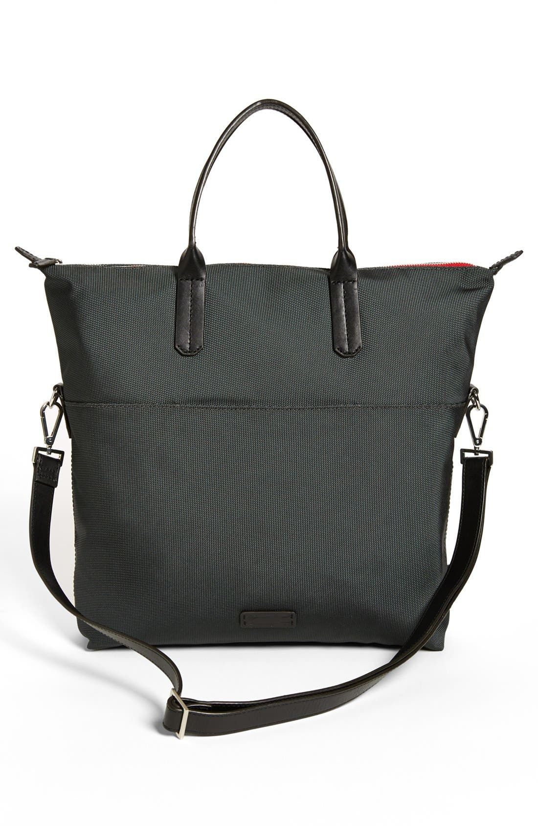 URI MINKOFF, Ben Minkoff 'Heath' Tote Bag, Alternate thumbnail 2, color, 020