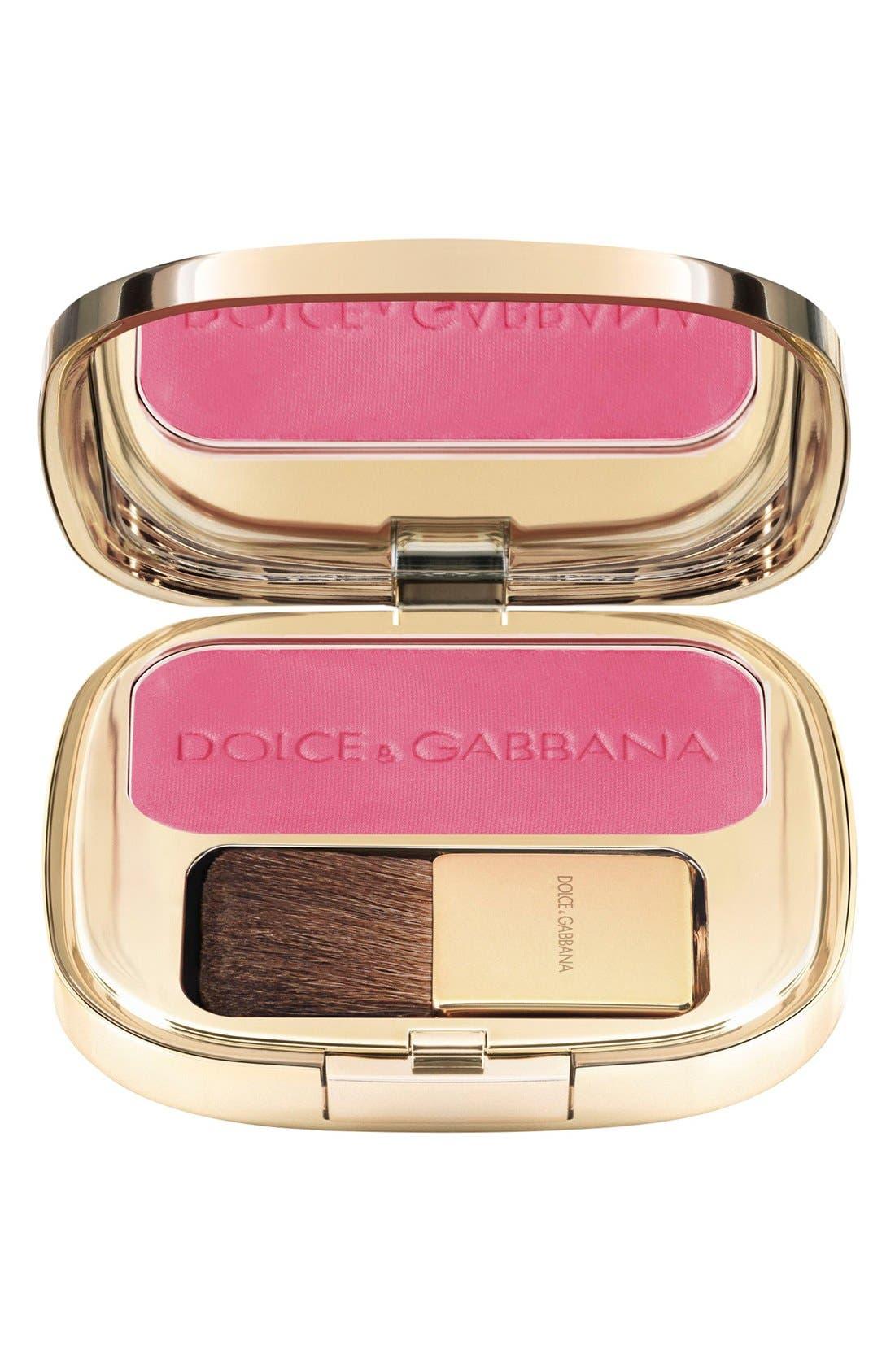 DOLCE&GABBANA BEAUTY, Luminous Cheek Color Blush, Main thumbnail 1, color, 659