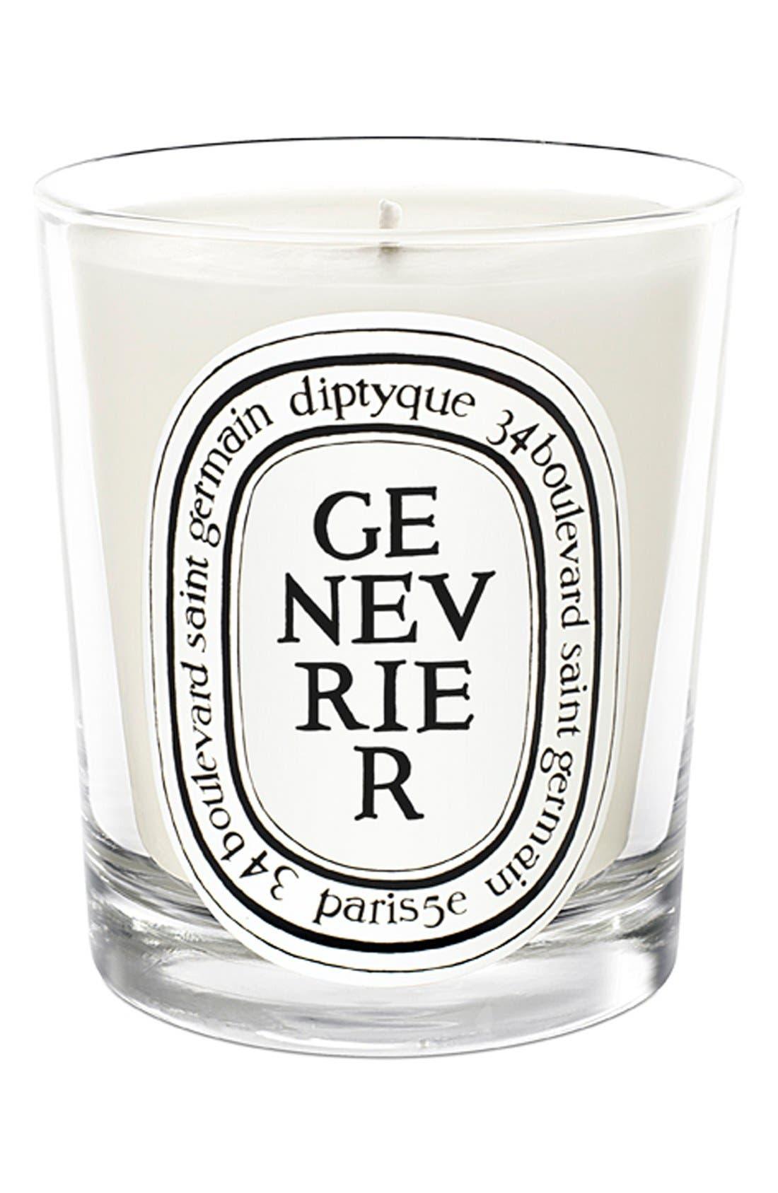 DIPTYQUE Genevrier/Juniper Candle, Main, color, NO COLOR
