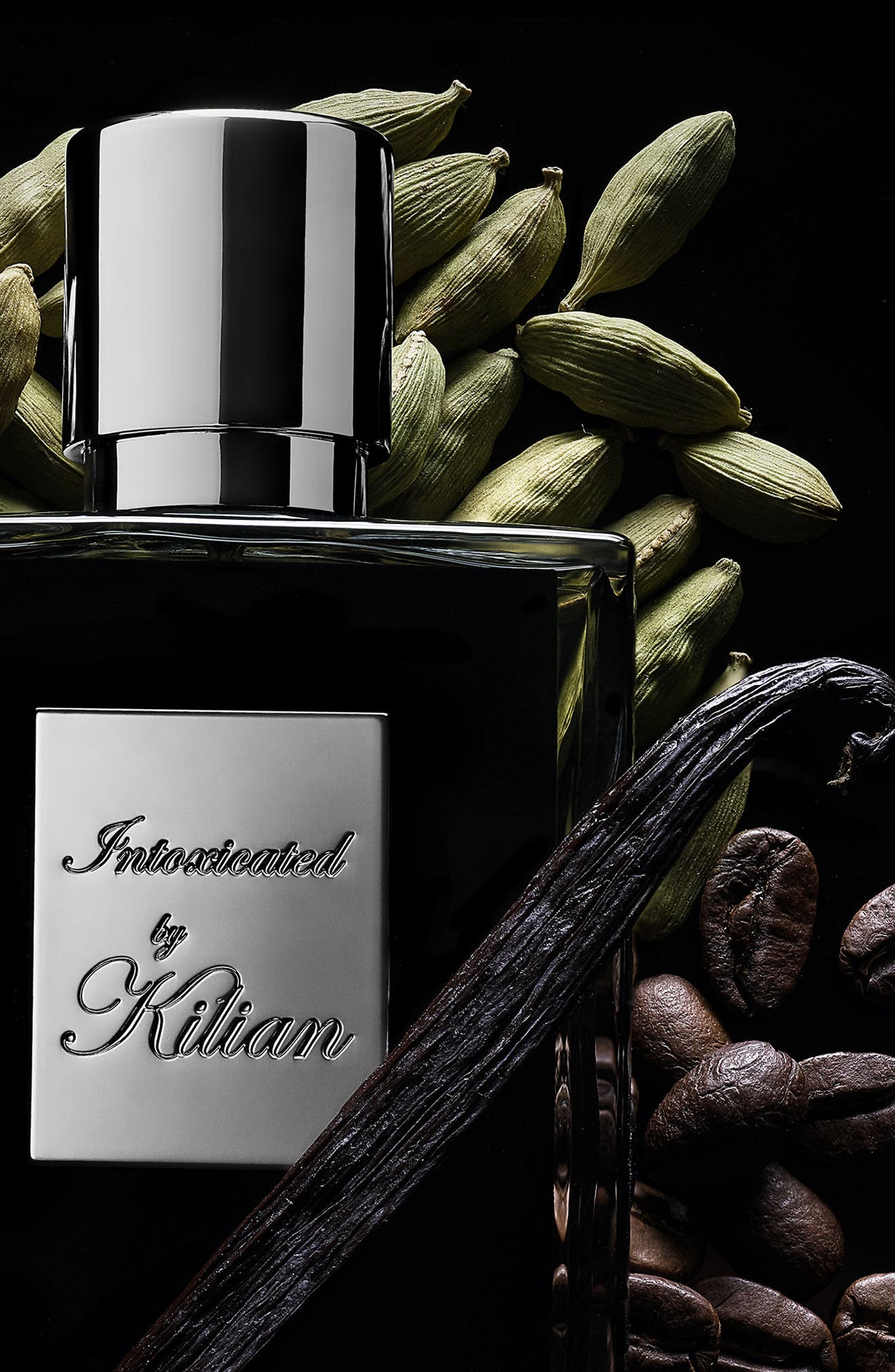 KILIAN, 'Addictive State of Mind - Intoxicated' Refillable Fragrance, Alternate thumbnail 9, color, NO COLOR