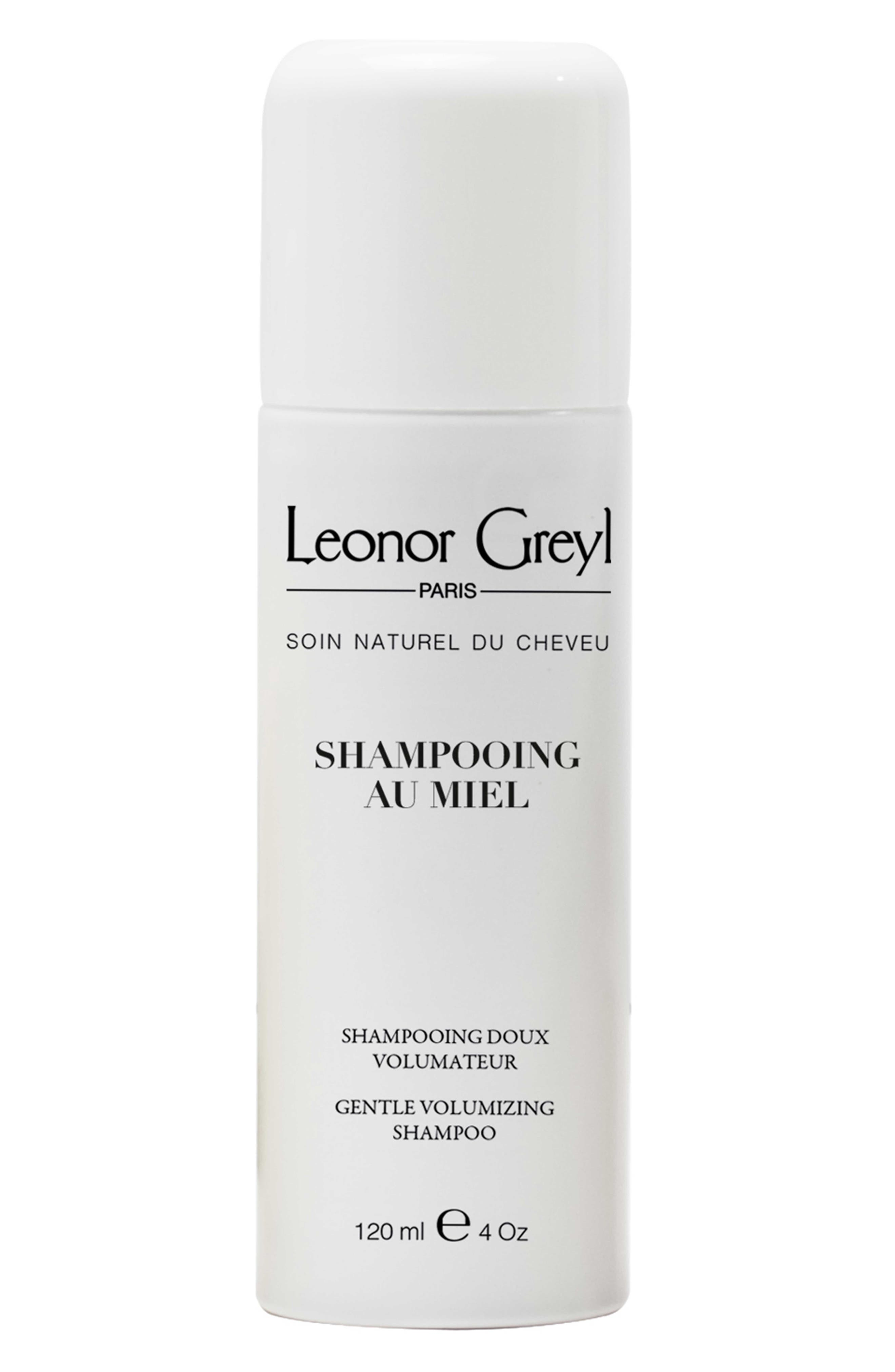 LEONOR GREYL PARIS, 'Shampooing au Miel' Volumizing Shampoo, Main thumbnail 1, color, NO COLOR