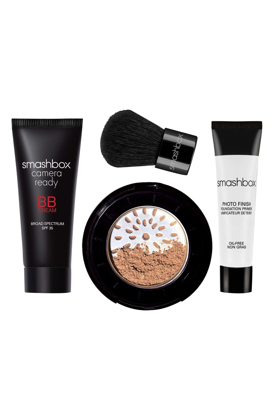 SMASHBOX, 'Try It - Halo + BB' Kit, Main thumbnail 1, color, 200