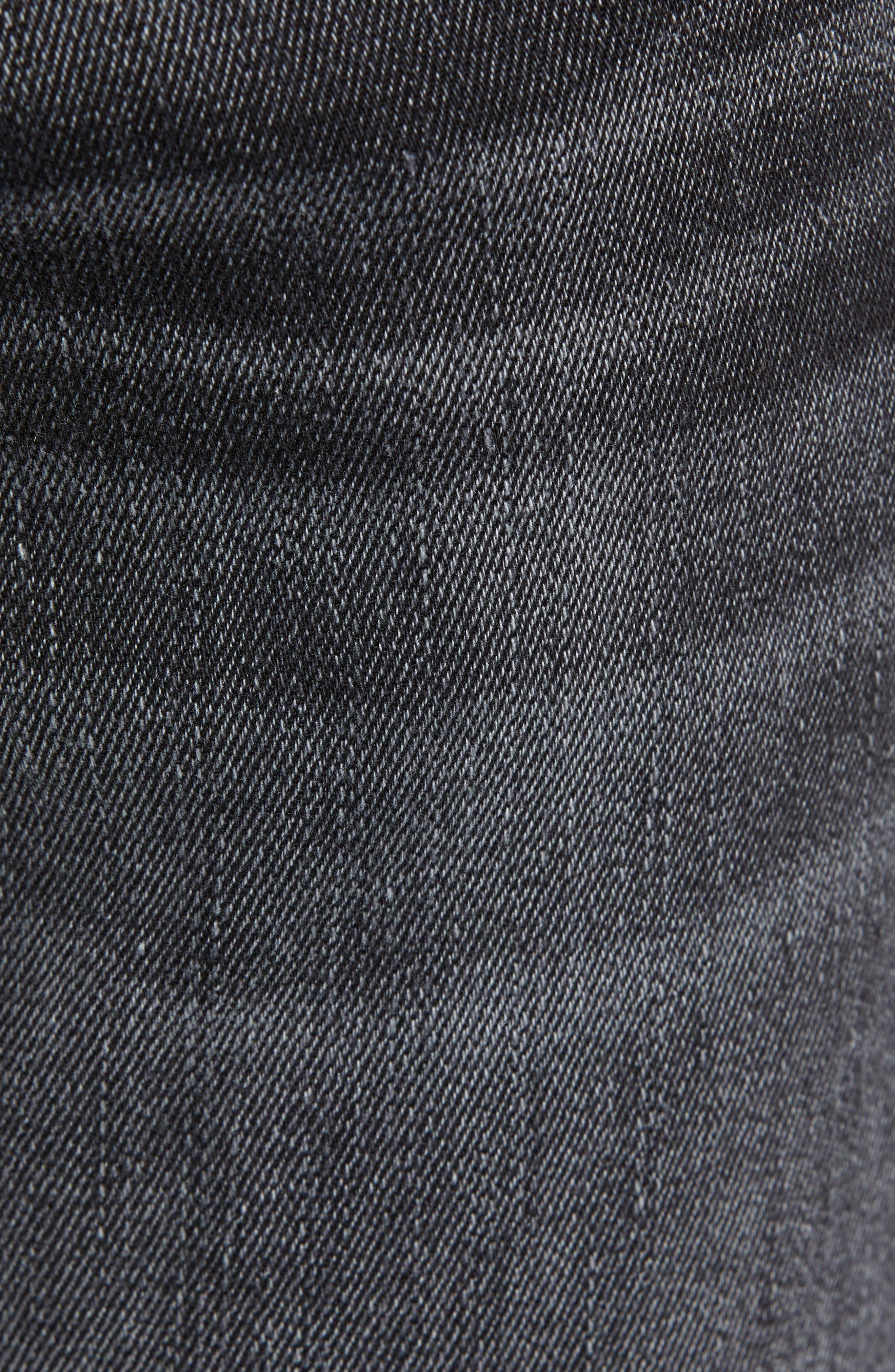 FRAME, L'Homme Slim Fit Jeans, Alternate thumbnail 6, color, HUBBELL