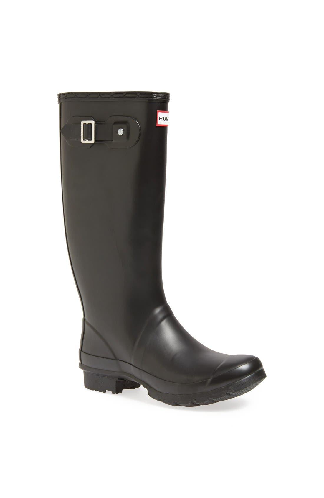 HUNTER 'Huntress' Boot, Main, color, 001