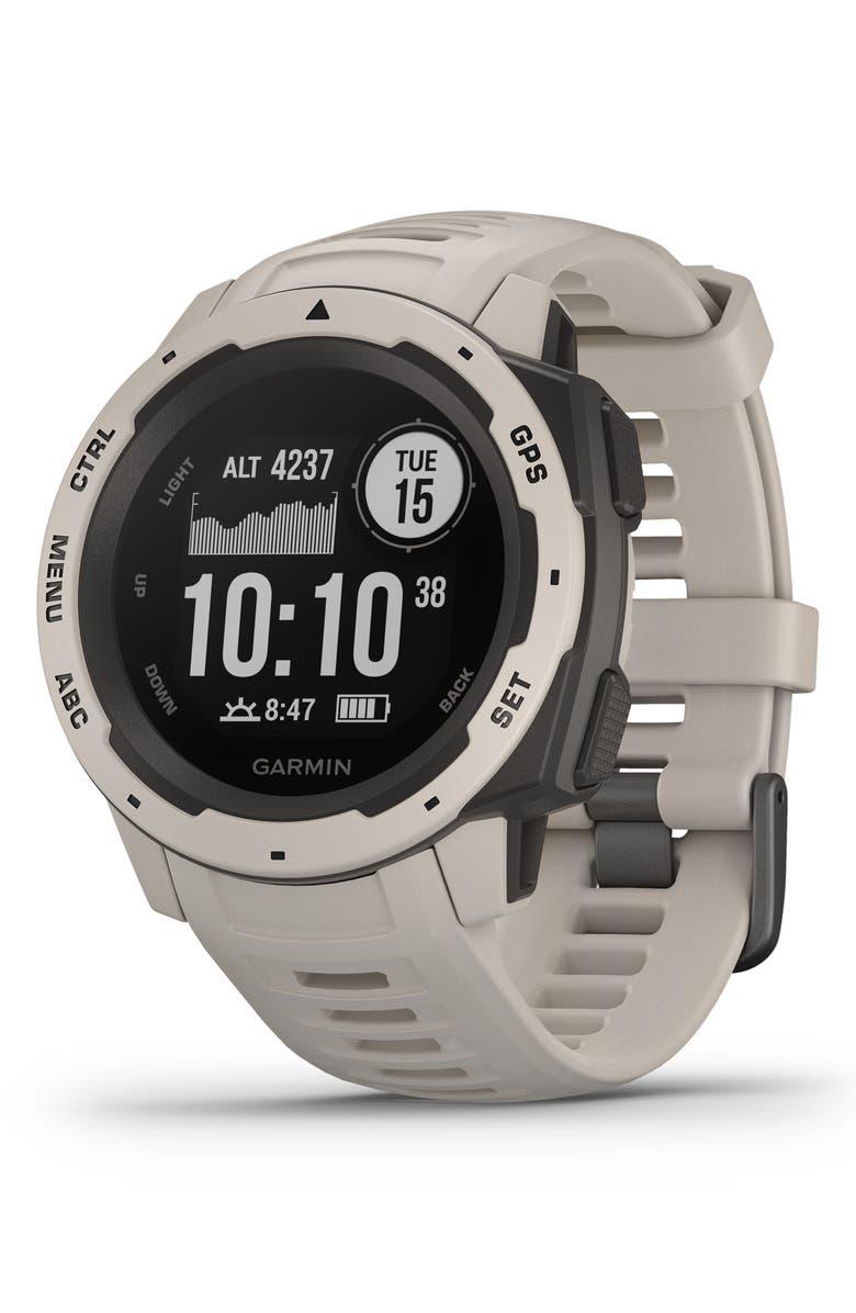 Garmin Watches INSTINCT(TM) OUTDOOR GPS WATCH, 45MM