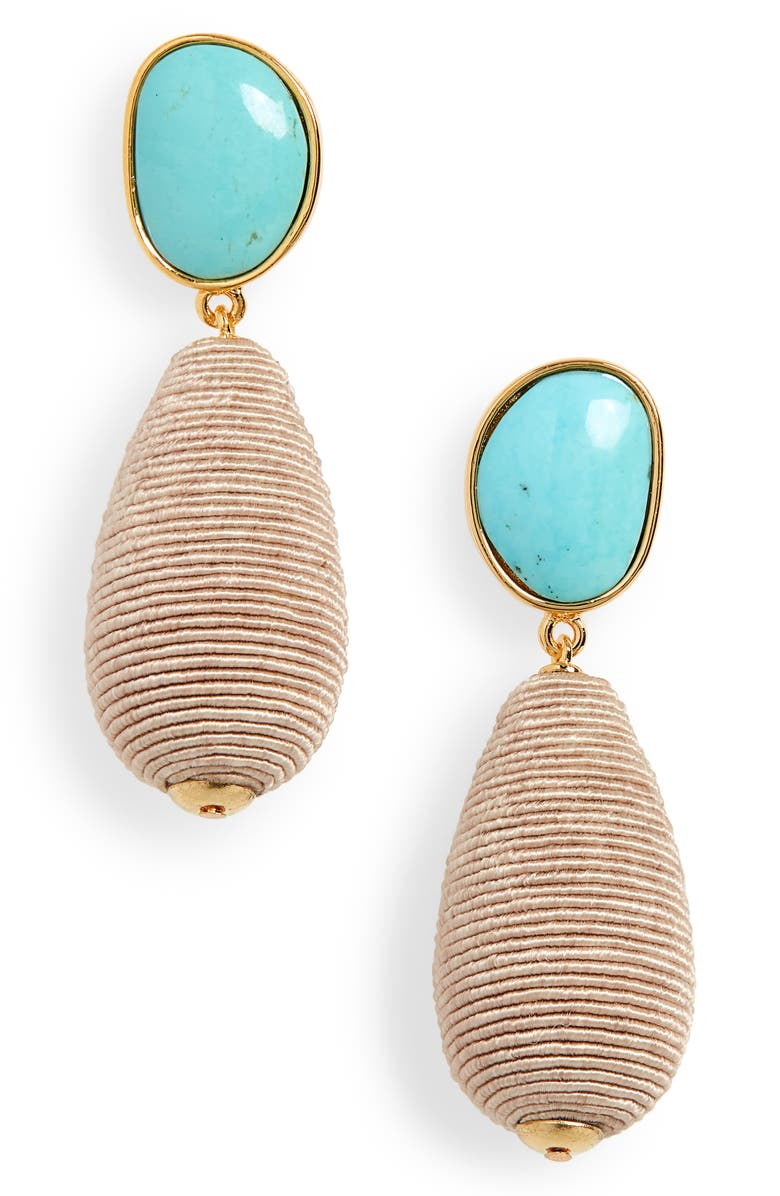 Lizzie Fortunato Accessories DROP EARRINGS
