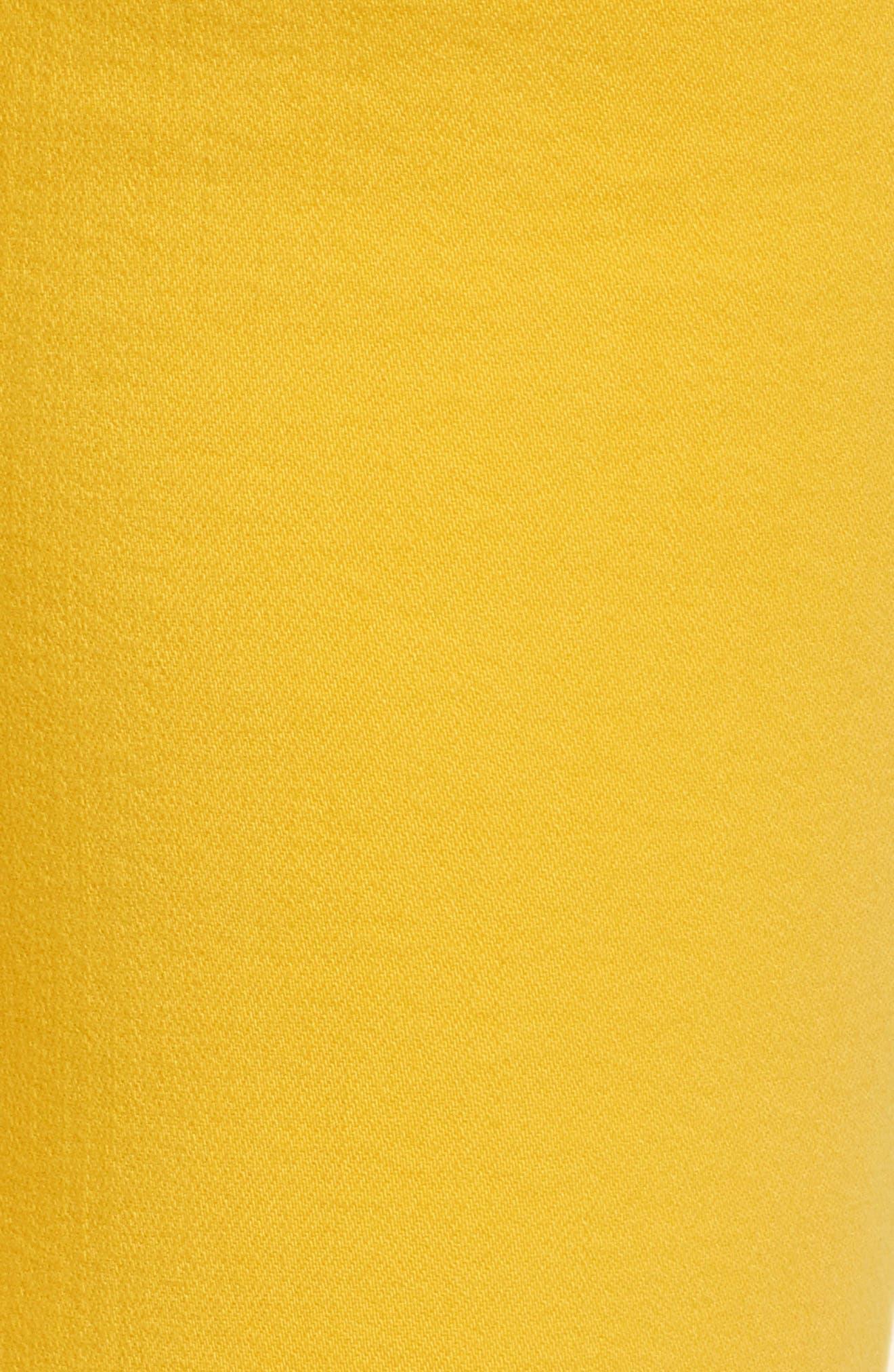 HUDSON JEANS, Hudson Ankle Straight Leg Jeans, Alternate thumbnail 6, color, STARBURST
