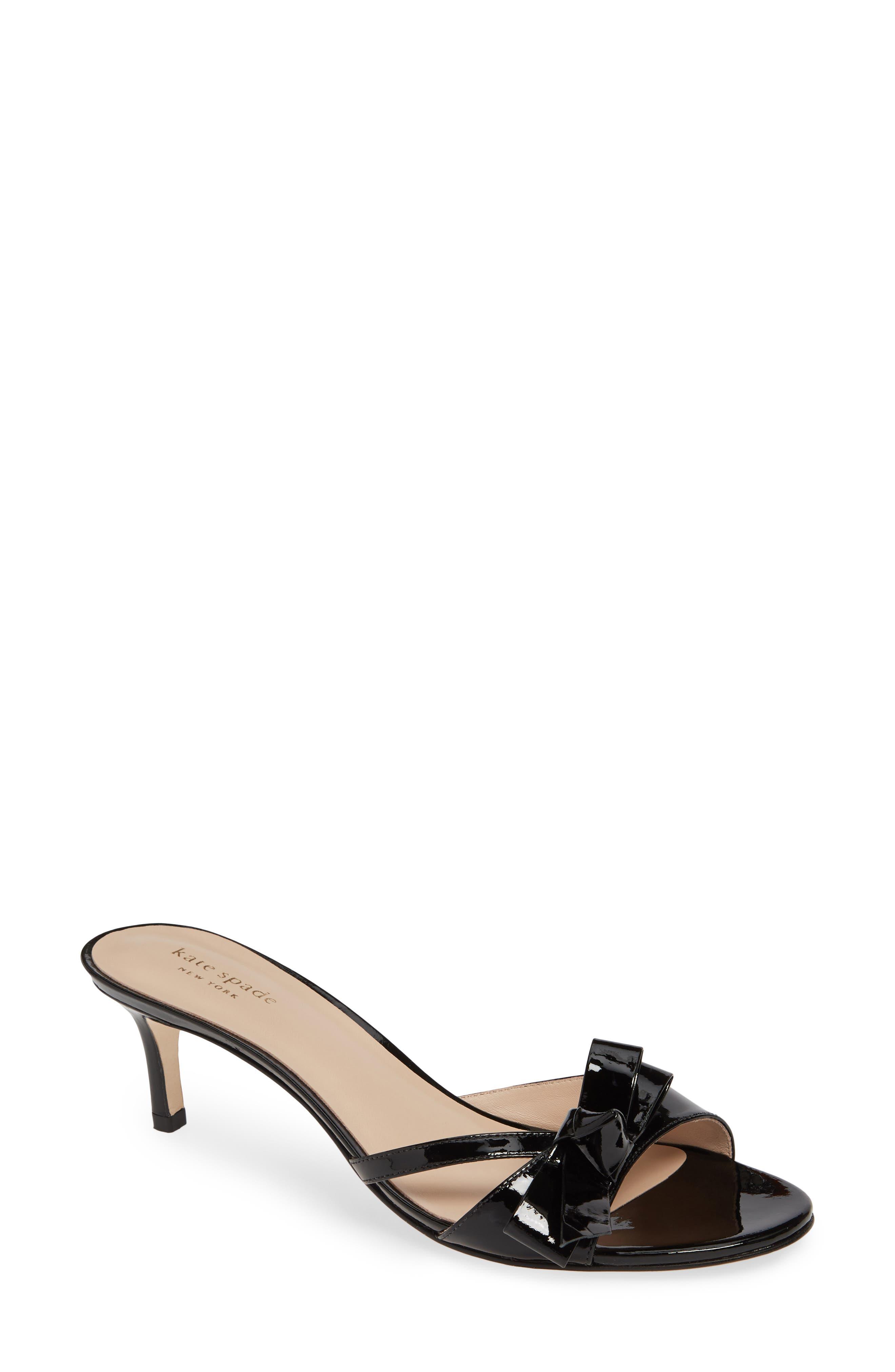 Kate Spade New York Simona Bow Slide Sandal