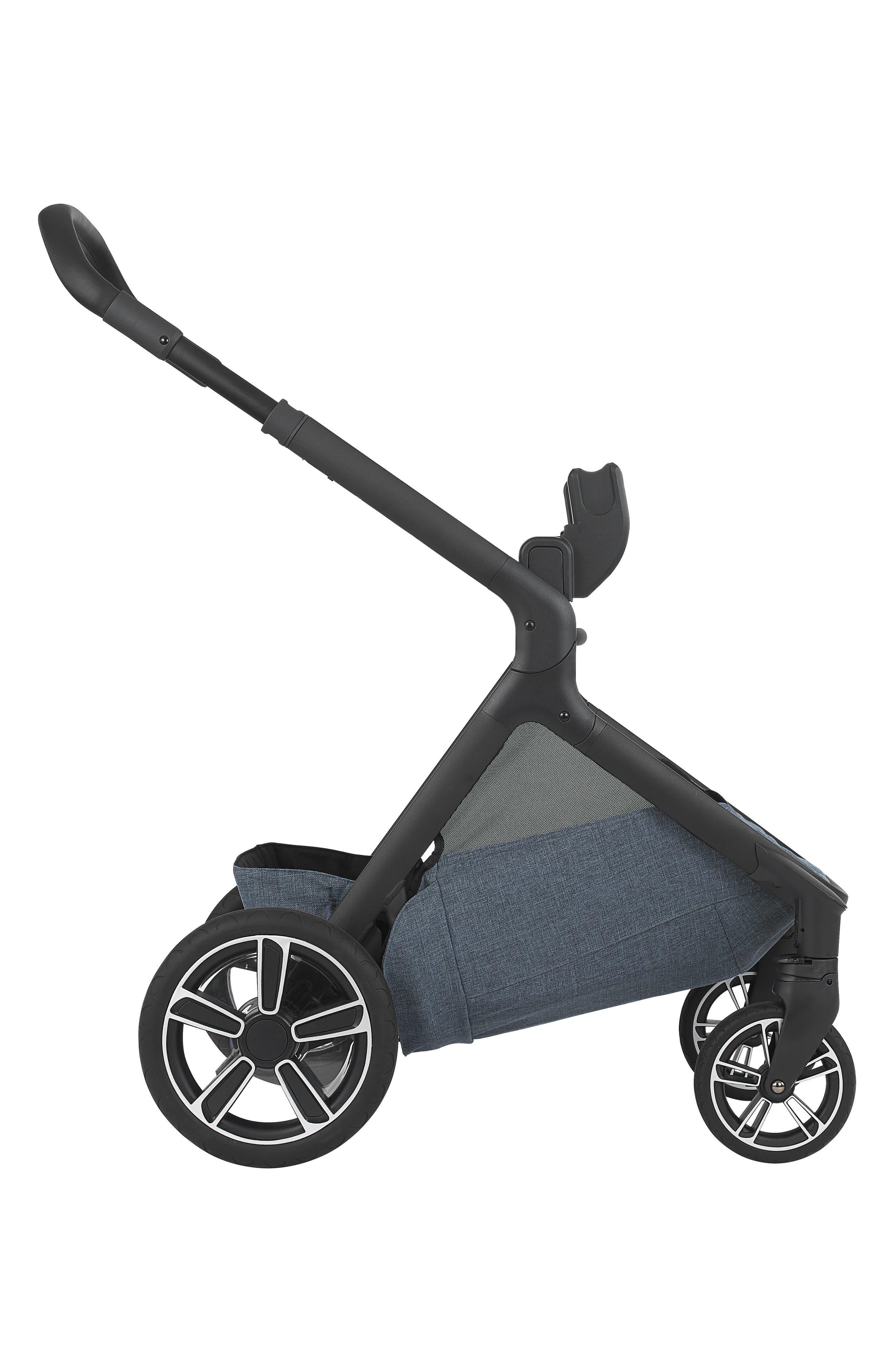 NUNA, DEMI<sup>™</sup> Grow Stroller, Alternate thumbnail 8, color, BLUE