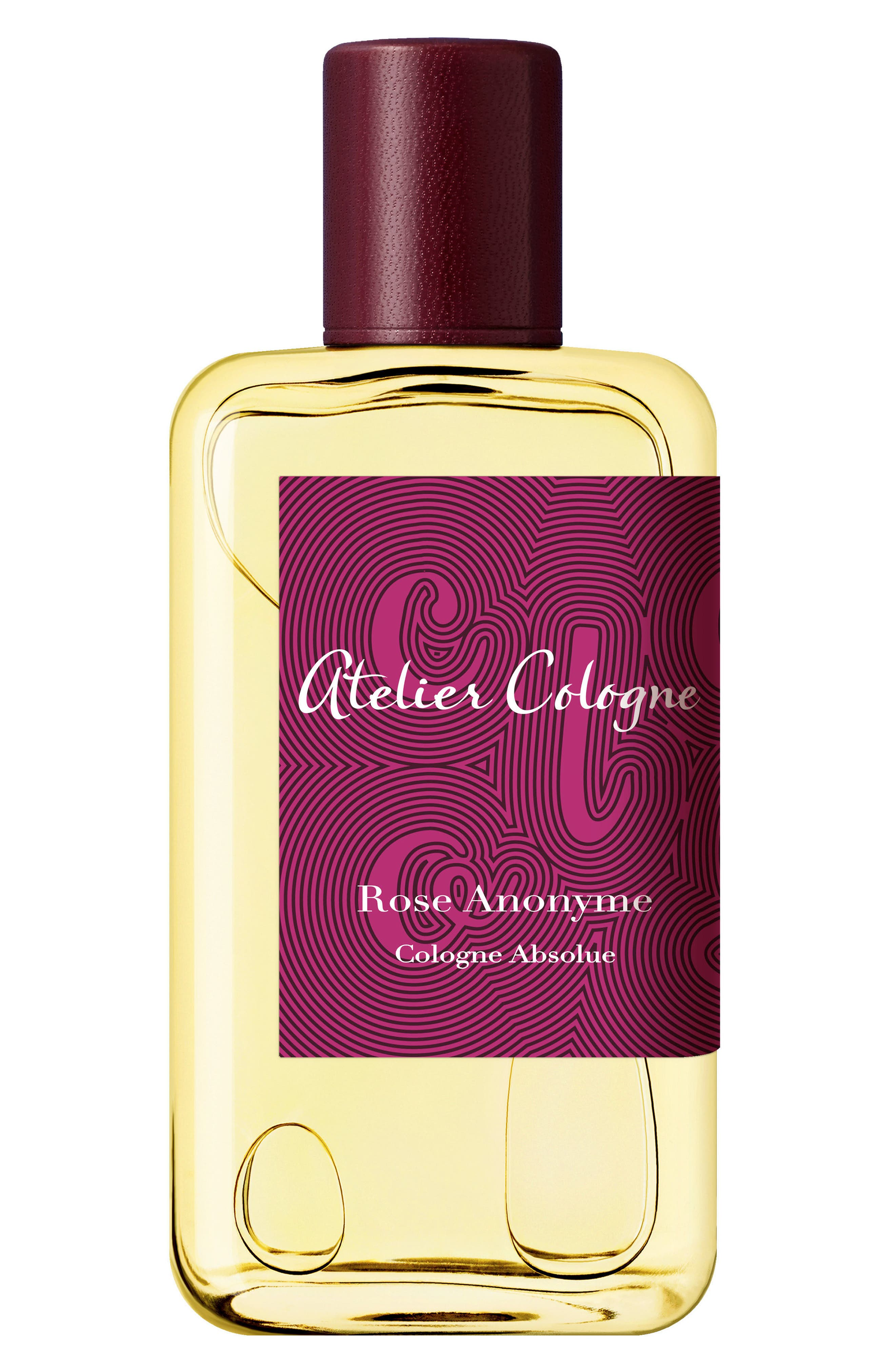 ATELIER COLOGNE, Rose Anonyme Cologne Absolue, Alternate thumbnail 4, color, NO COLOR