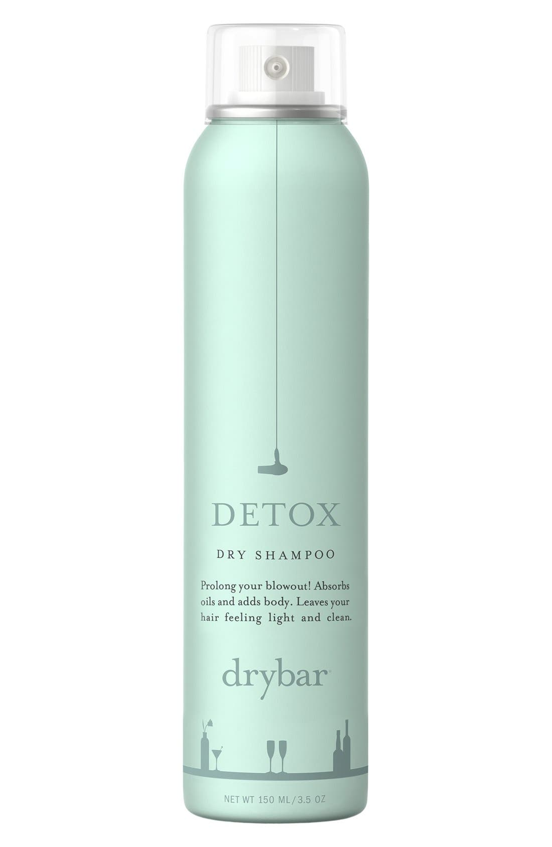 DRYBAR, Detox Dry Shampoo for Brunettes, Alternate thumbnail 3, color, NO COLOR