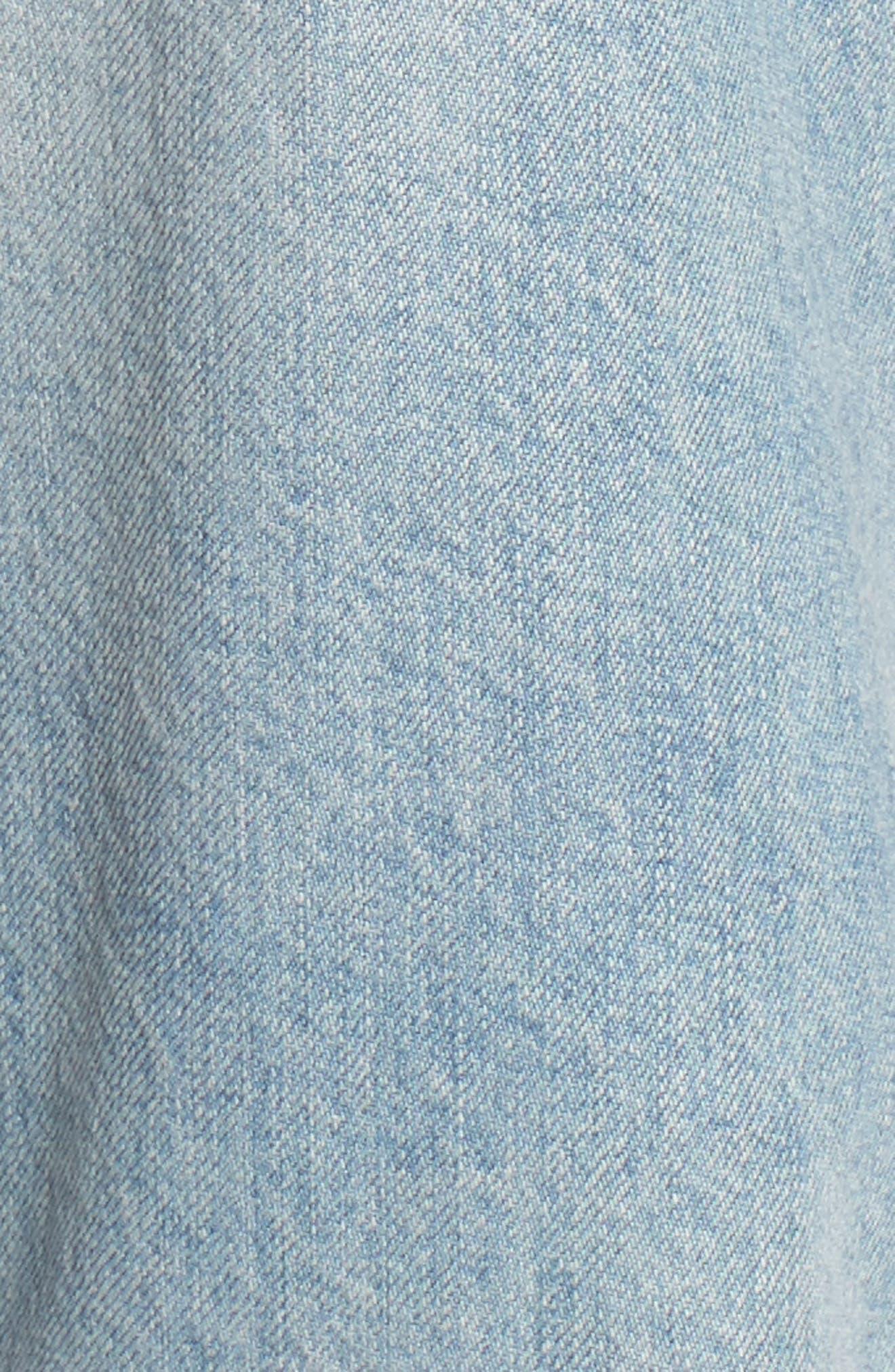 AG, 'The Ex Boyfriend' Slim Jeans, Alternate thumbnail 6, color, 469